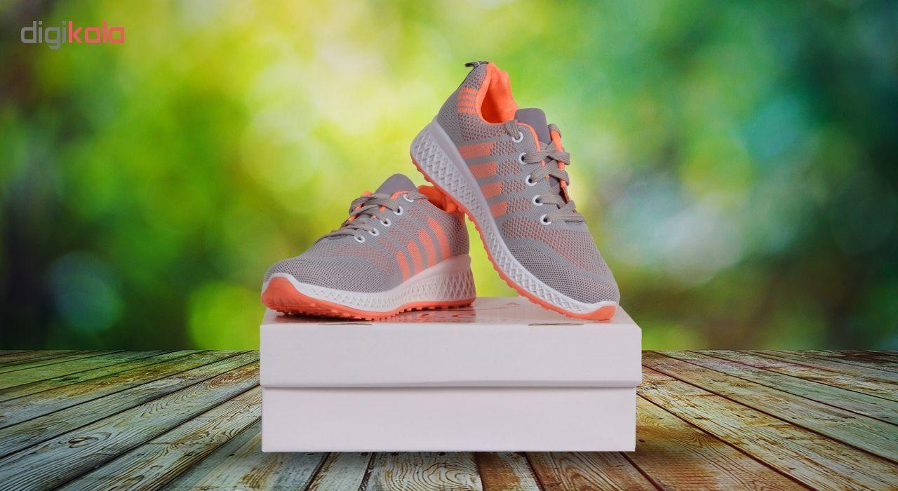 کفش مخصوص پیاده روی زنانه کد 21-808 main 1 8