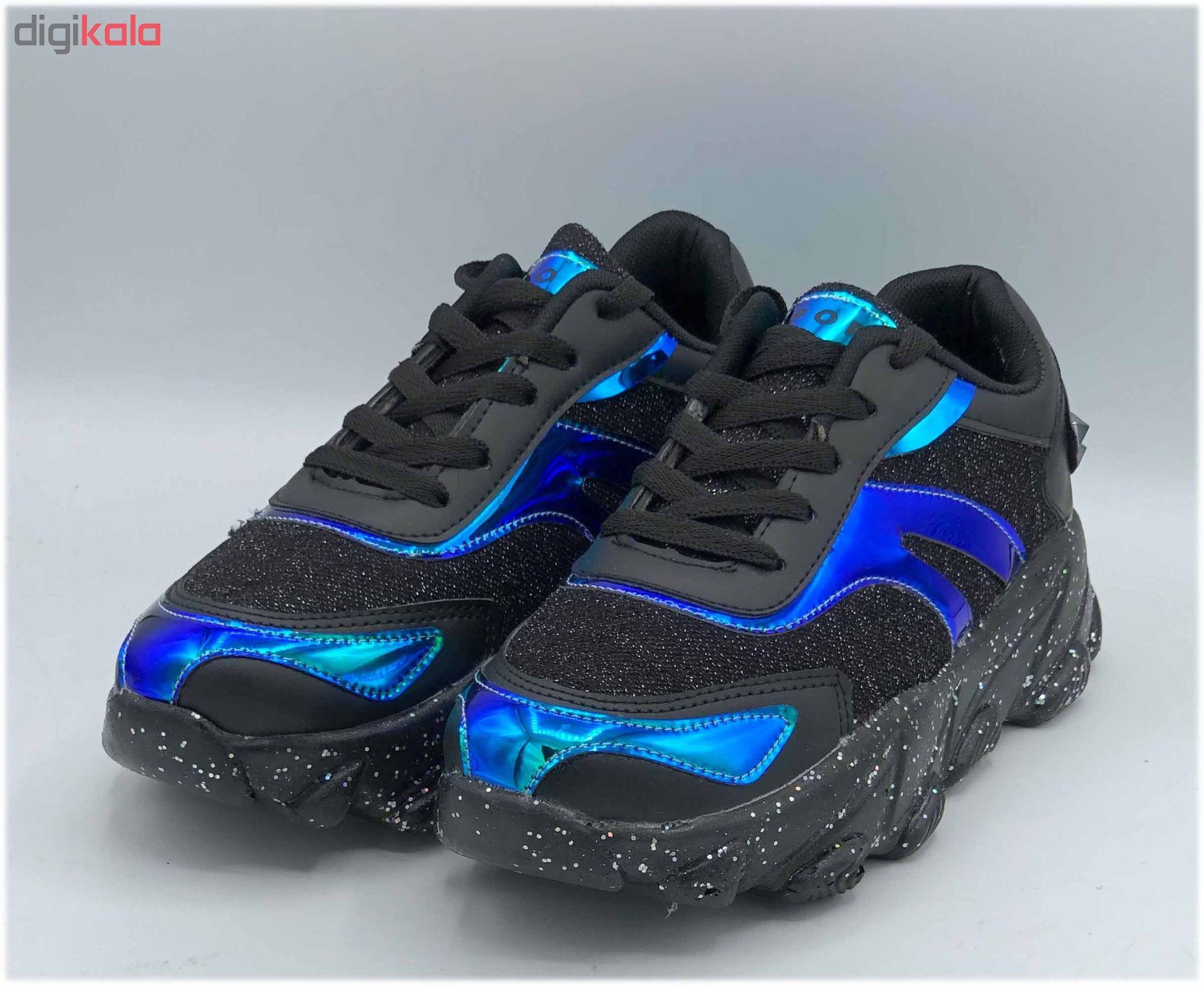 کفش مخصوص پیاده روی زنانه کد 9514 main 1 2