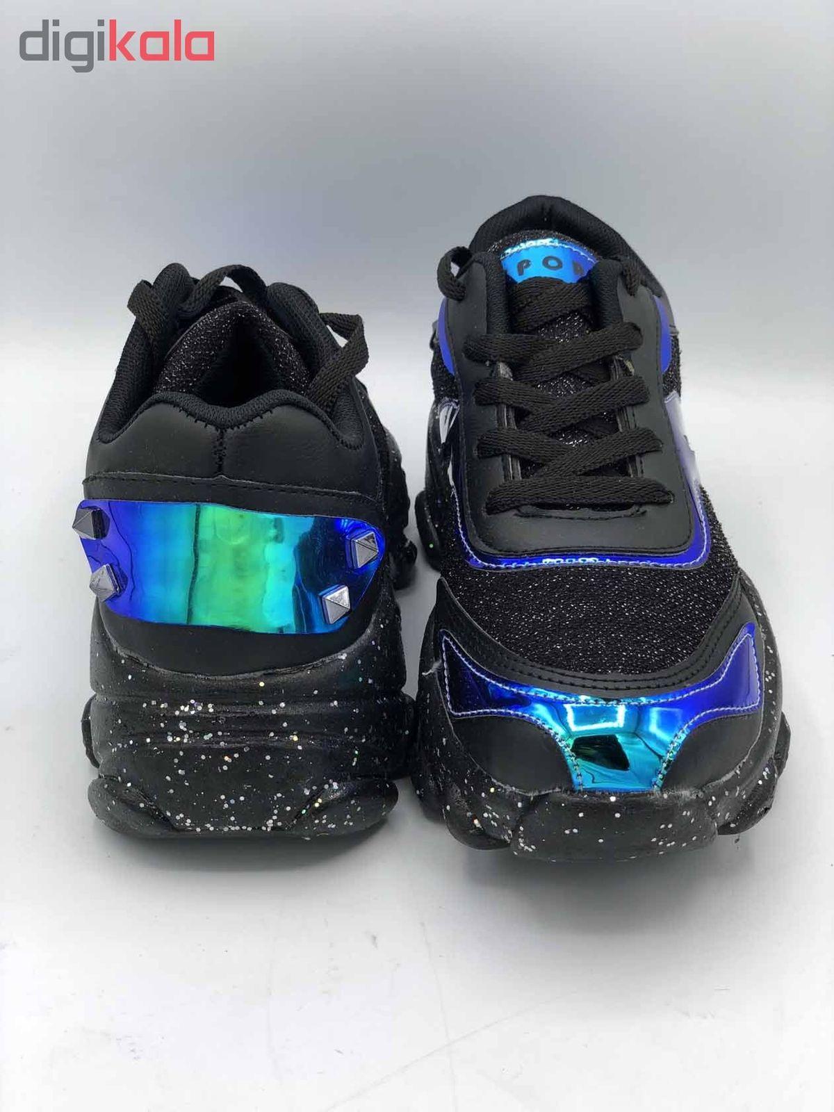 کفش مخصوص پیاده روی زنانه کد 9514 main 1 3