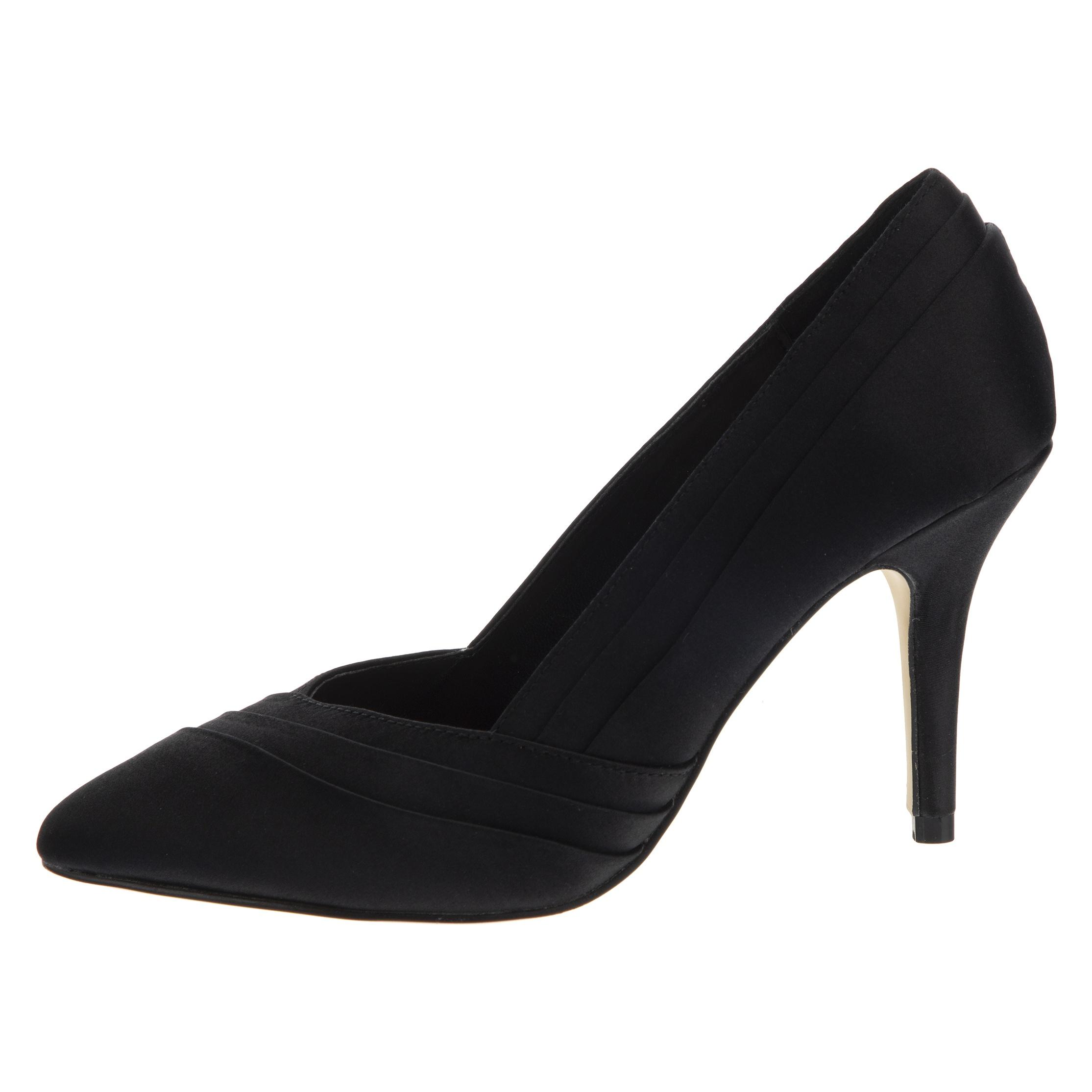تصویر کفش زنانه منبور مدل 06604-BL
