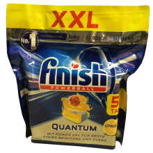 قرص ماشین ظرفشویی فینیش مدل Quantum XXl citrus بسته 50 عددی
