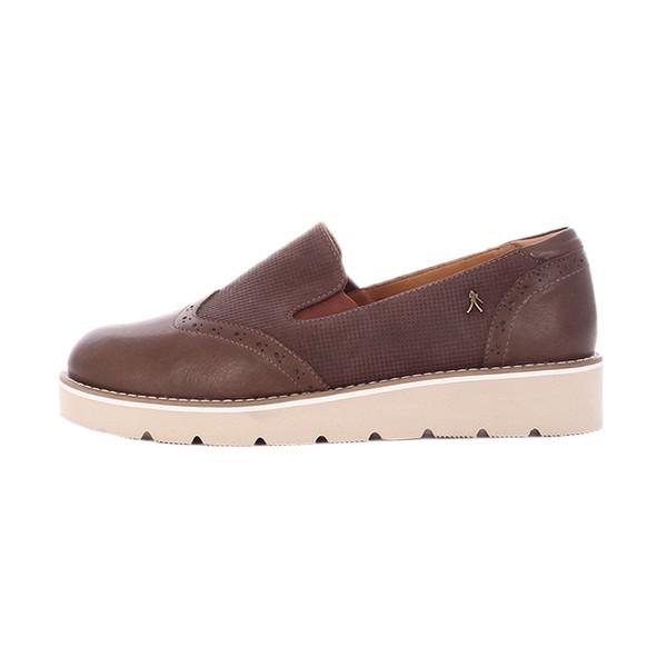 کفش روزمره زنانه نیکلاس کد WS2-1757 -BR