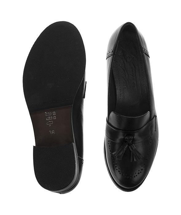 کفش روزمره نه چرم یاس مدل تاینی کد 001