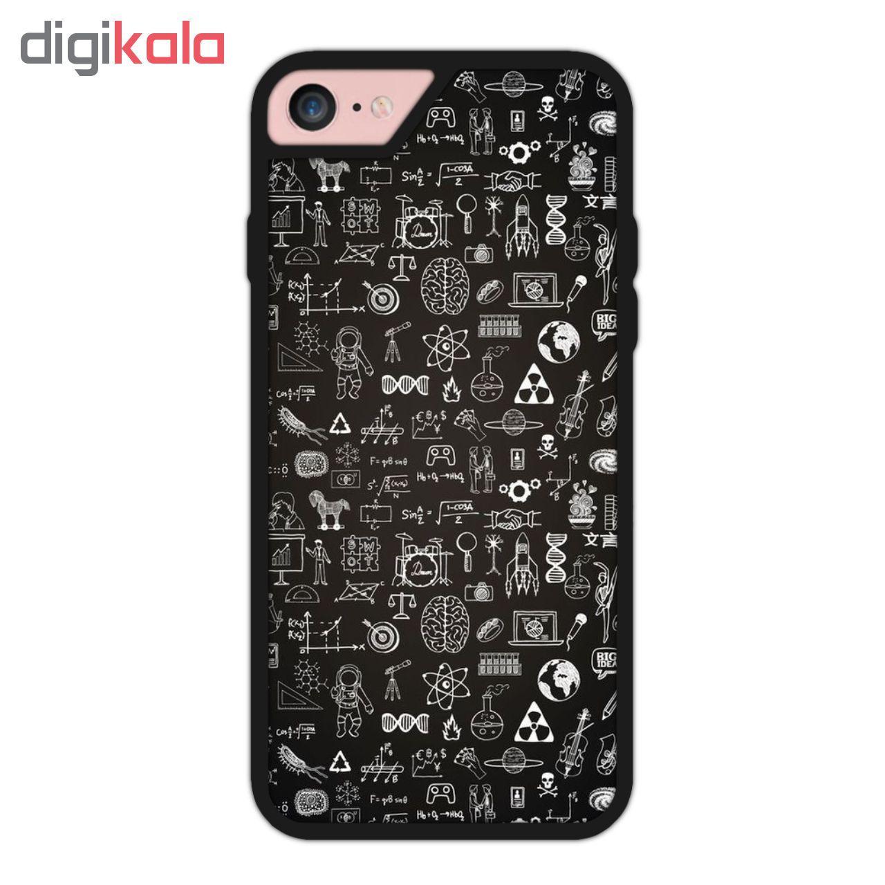 کاور آکام مدل A71711 مناسب برای گوشی موبایل اپل iPhone 7/8 main 1 1