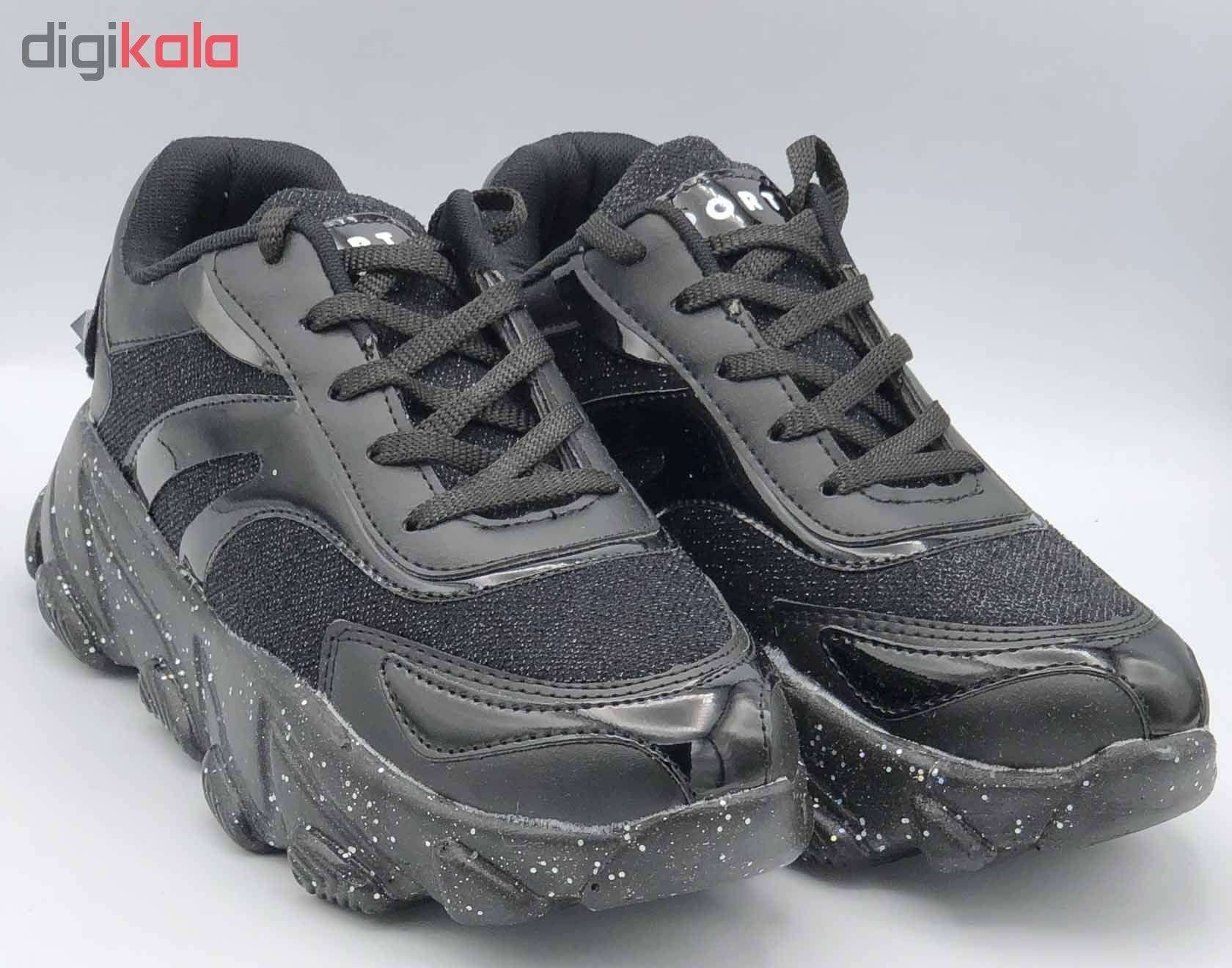 کفش مخصوص پیاده روی زنانه کد 9796 main 1 2