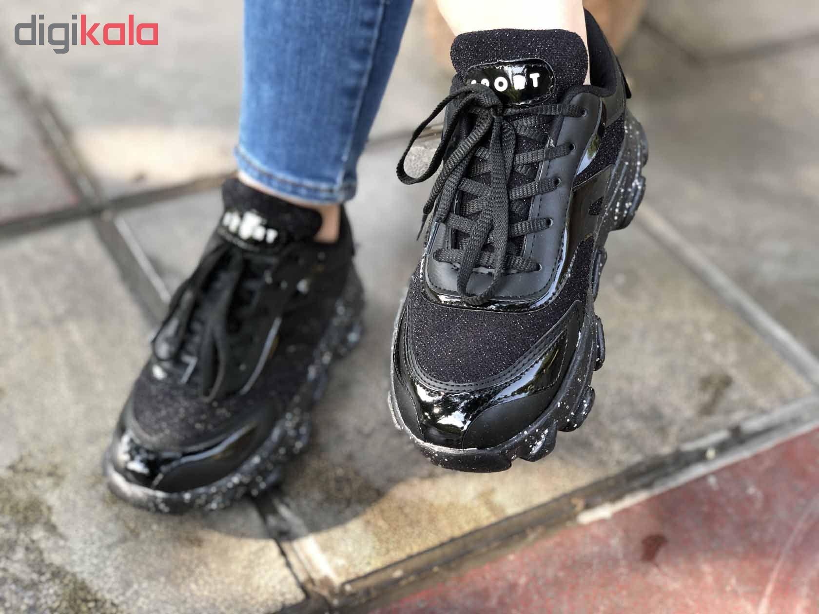کفش مخصوص پیاده روی زنانه کد 9796 main 1 3