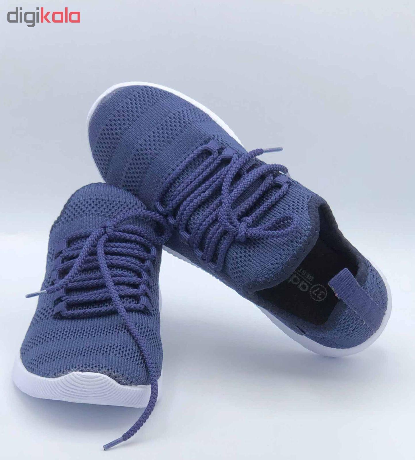 کفش مخصوص پیاده روی زنانه کد 9814 main 1 2