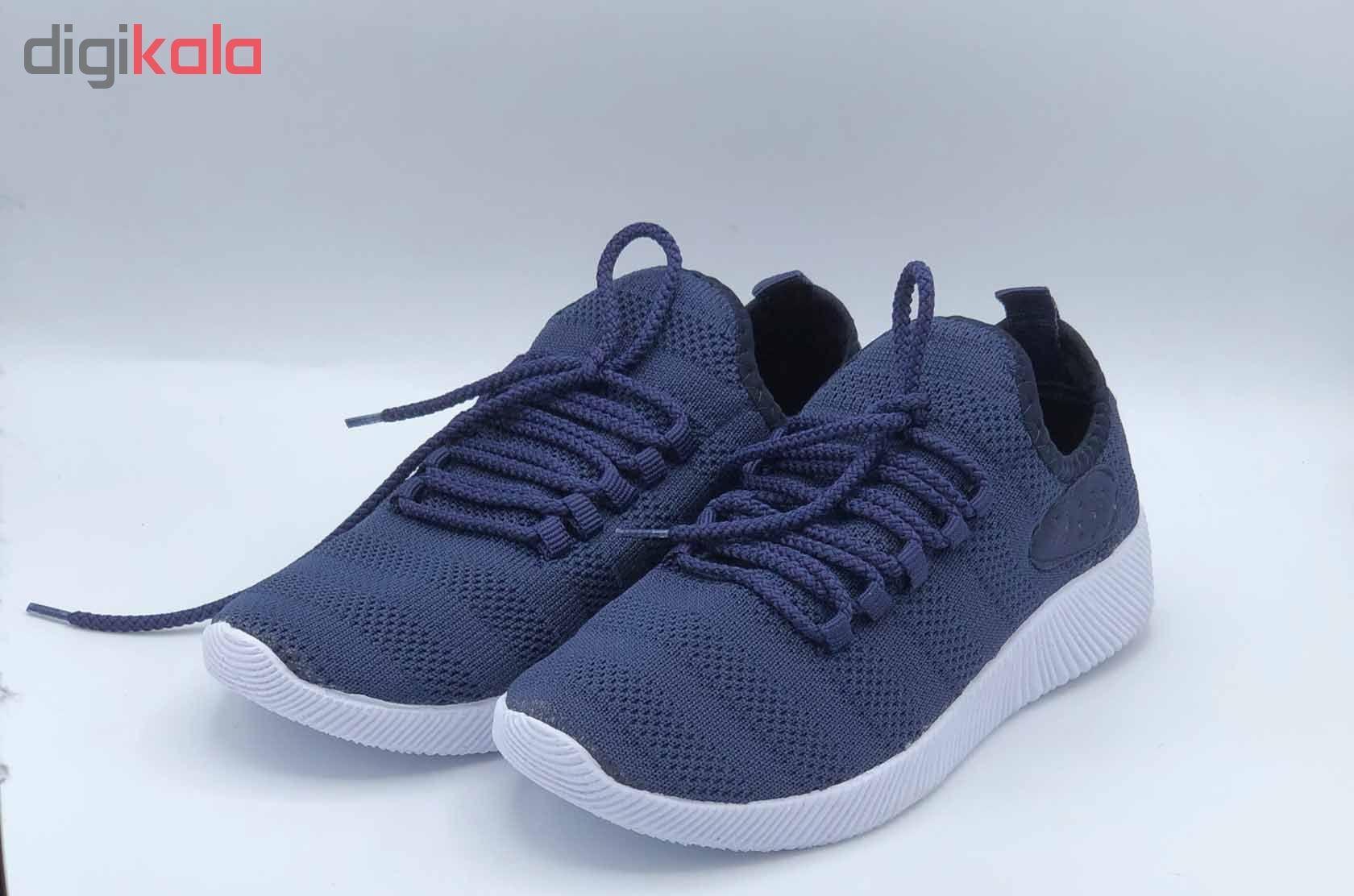 کفش مخصوص پیاده روی زنانه کد 9814 main 1 3