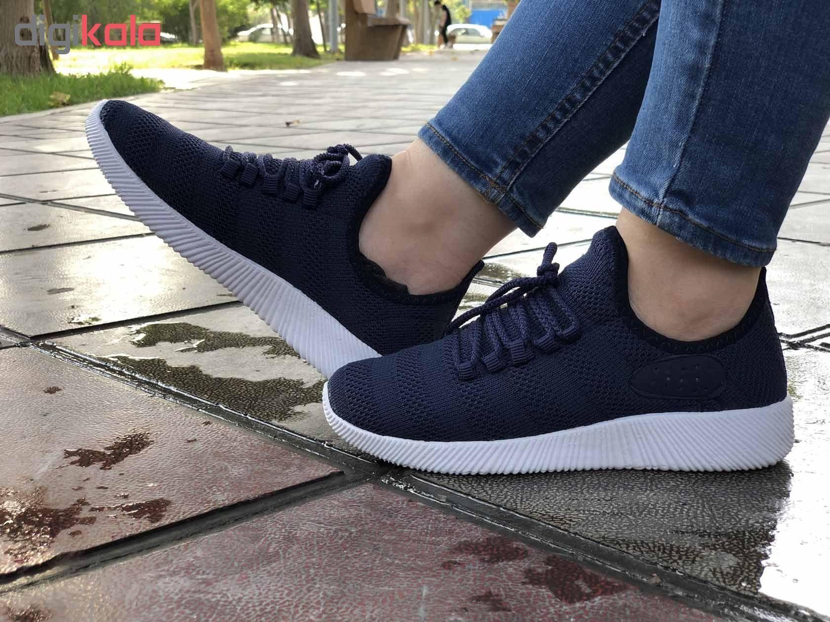 کفش مخصوص پیاده روی زنانه کد 9814 main 1 4