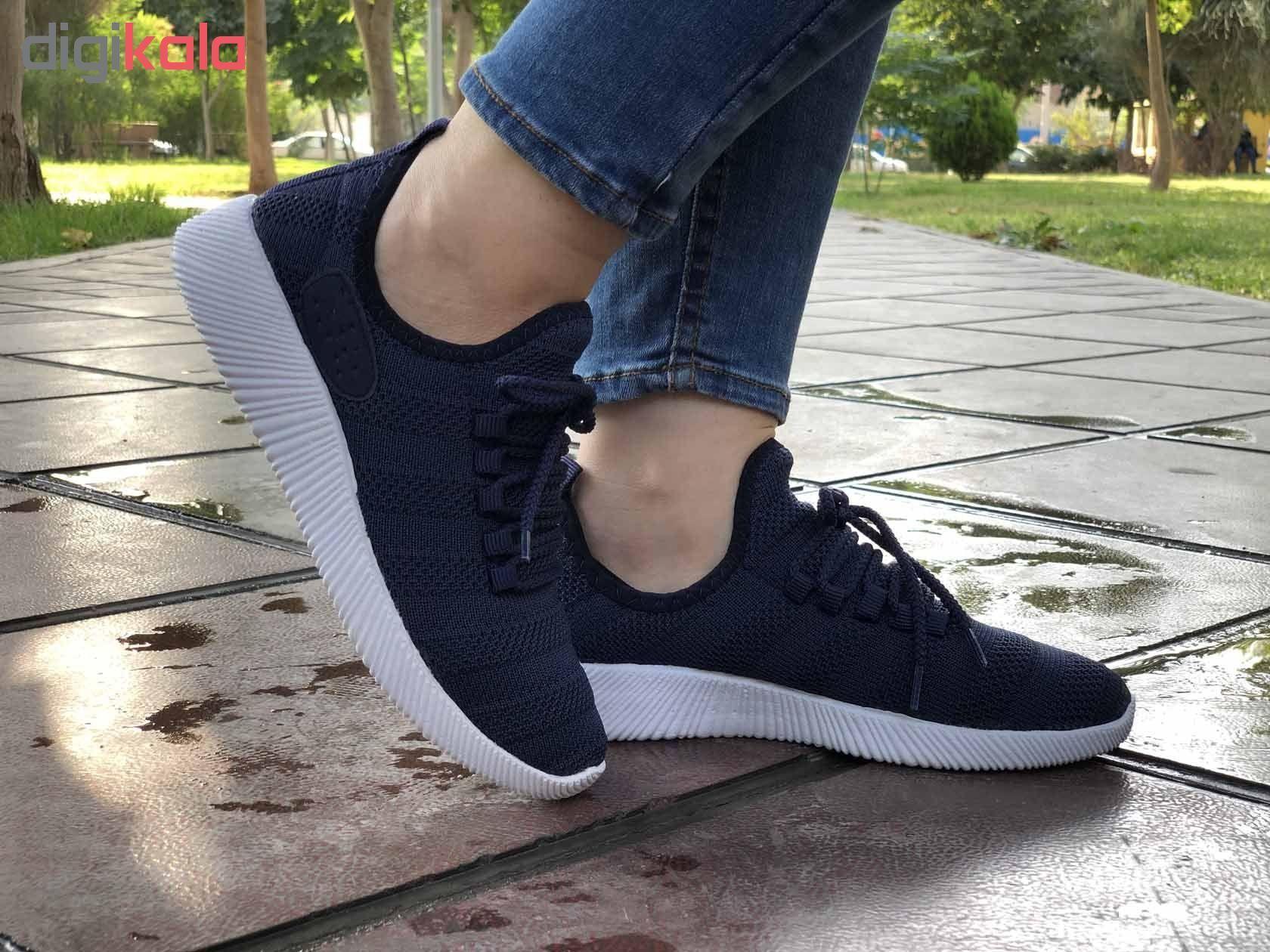 کفش مخصوص پیاده روی زنانه کد 9814 main 1 6