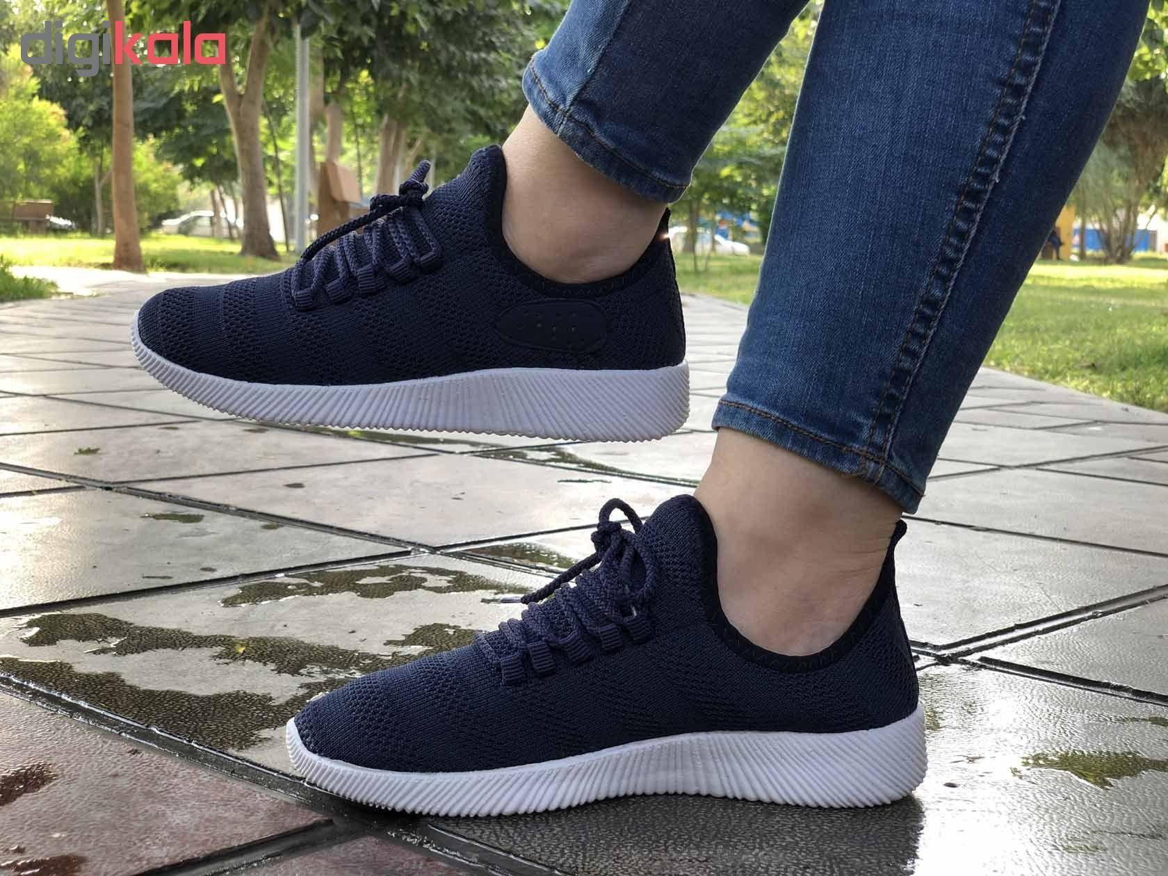 کفش مخصوص پیاده روی زنانه کد 9814 main 1 7