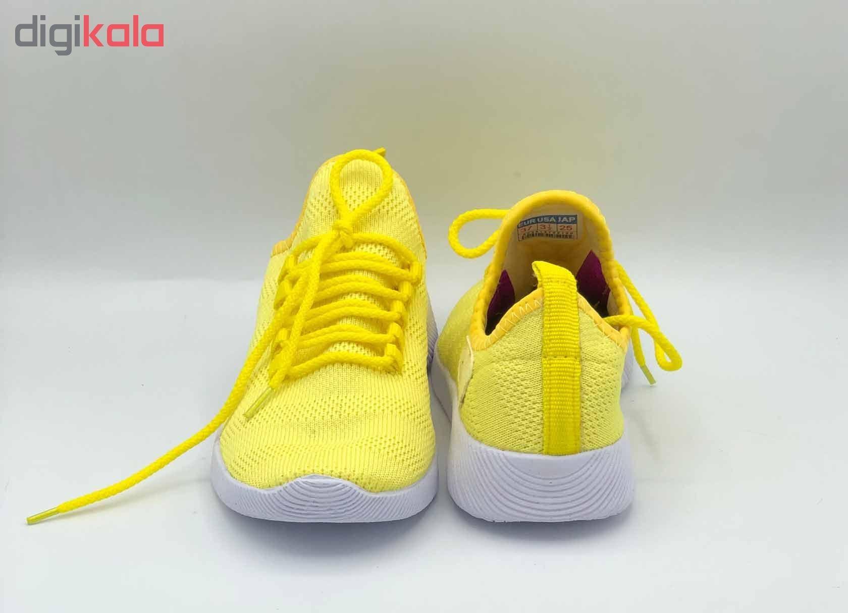 کفش مخصوص پیاده روی زنانه کد 9813 main 1 2