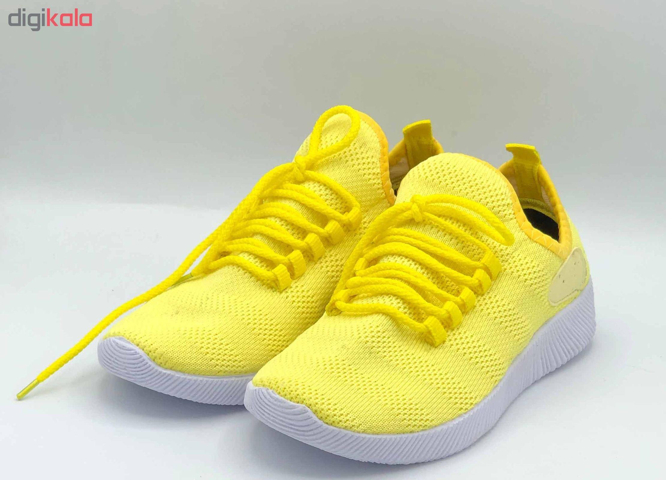 کفش مخصوص پیاده روی زنانه کد 9813 main 1 3
