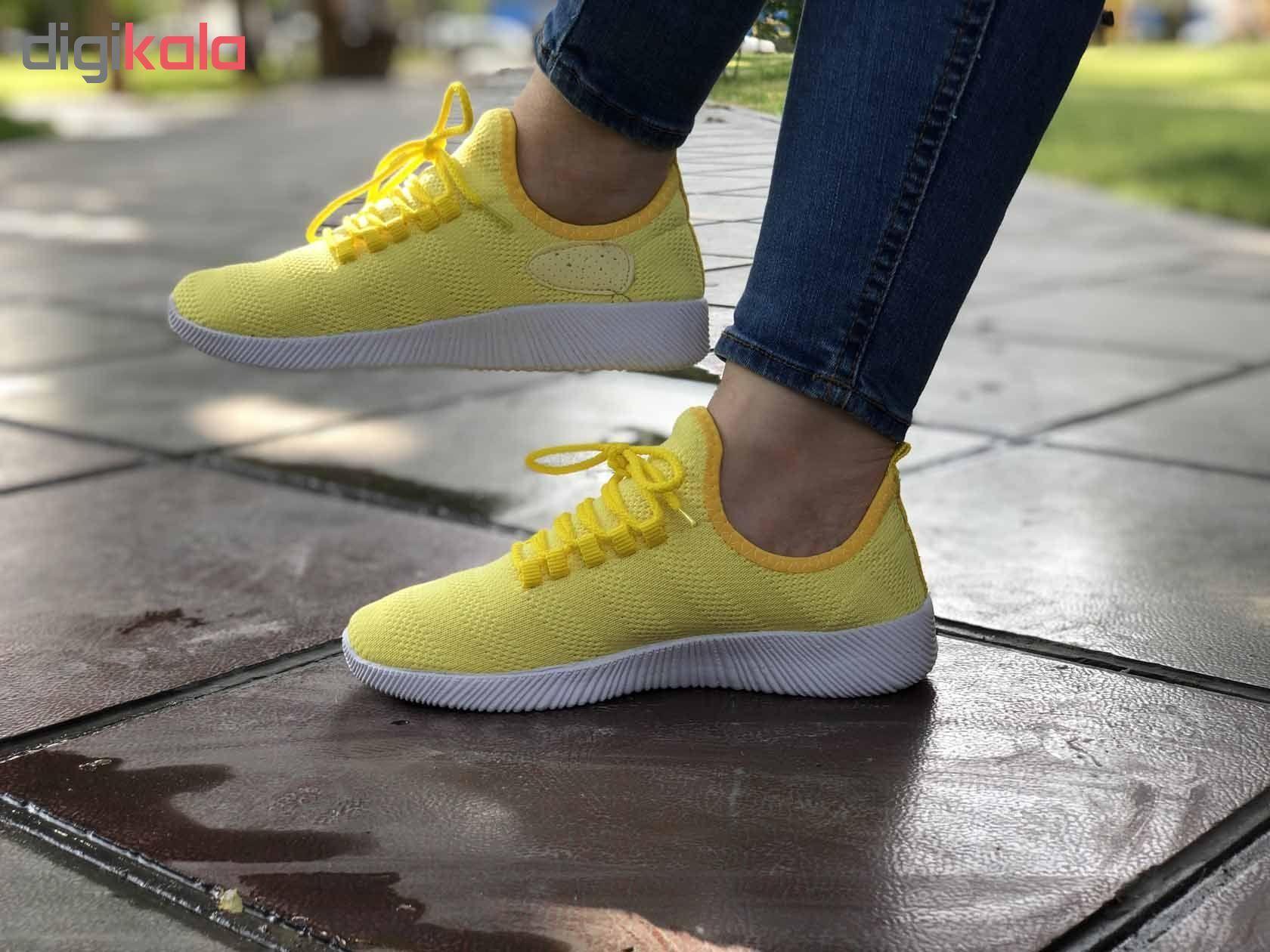 کفش مخصوص پیاده روی زنانه کد 9813 main 1 5