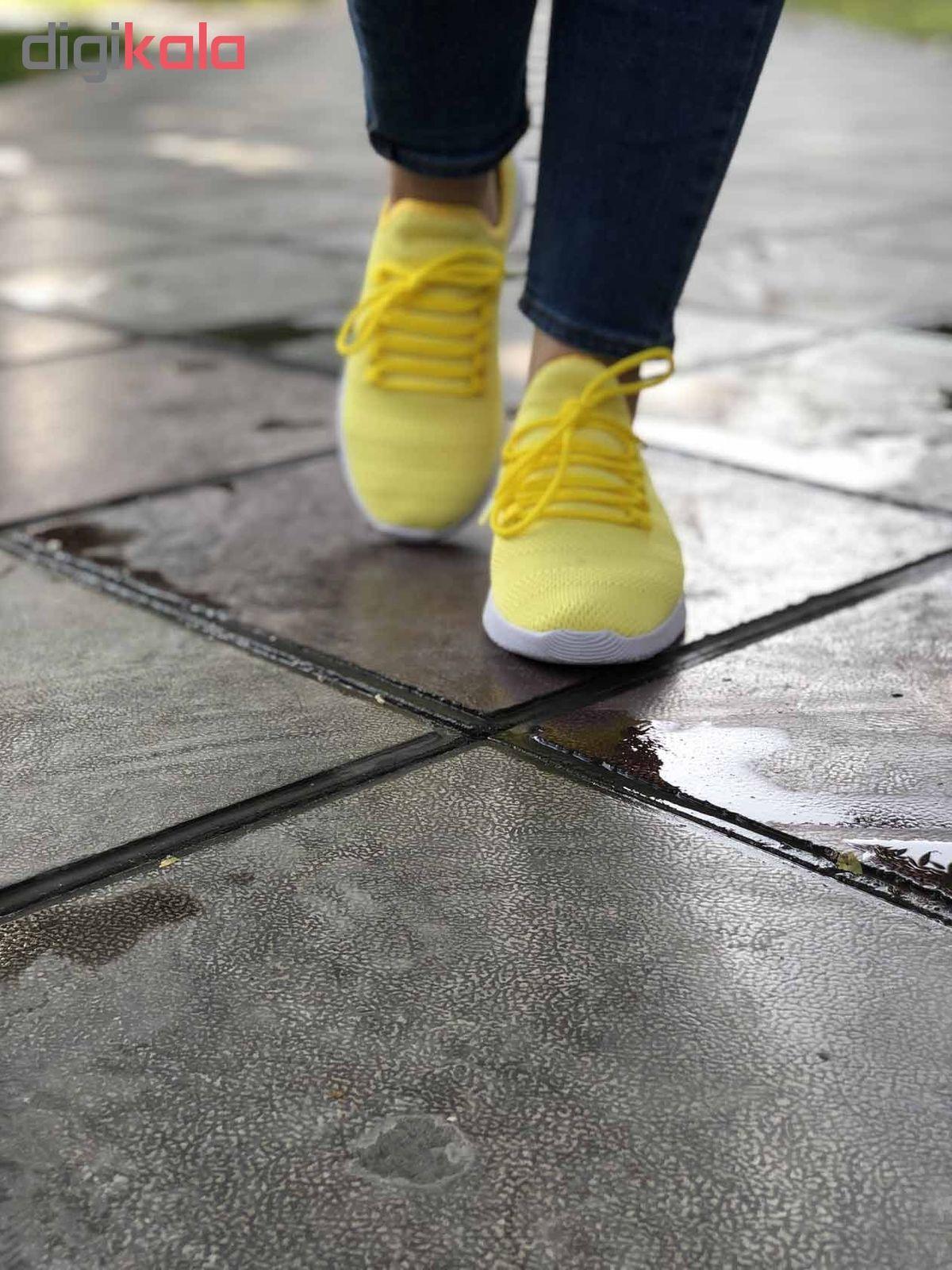 کفش مخصوص پیاده روی زنانه کد 9813 main 1 6