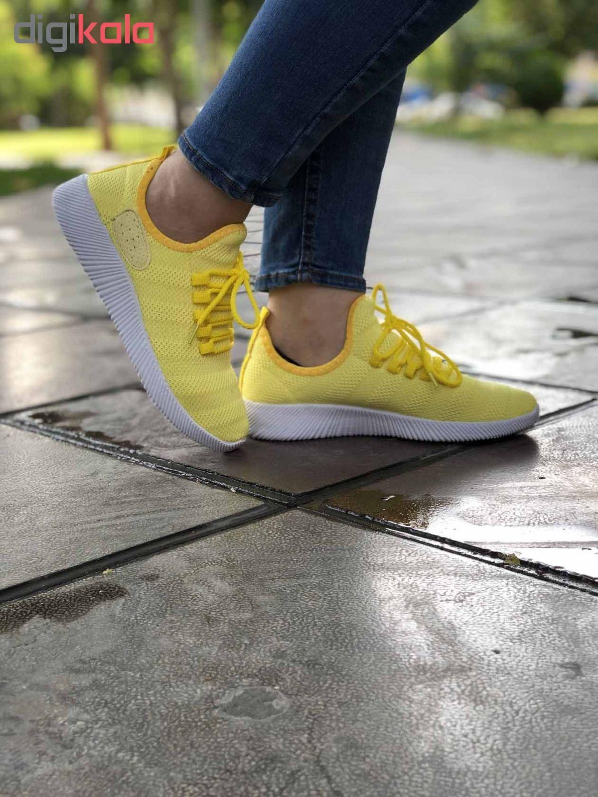 کفش مخصوص پیاده روی زنانه کد 9813 main 1 7
