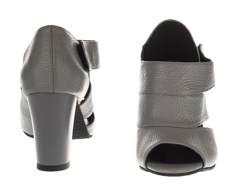 کفش زنانه چرم یاس مدل سیگارو 02