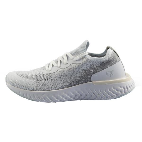کفش مخصوص پیاده روی زنانه ساکریکس مدل LSH51852-WHTGRY