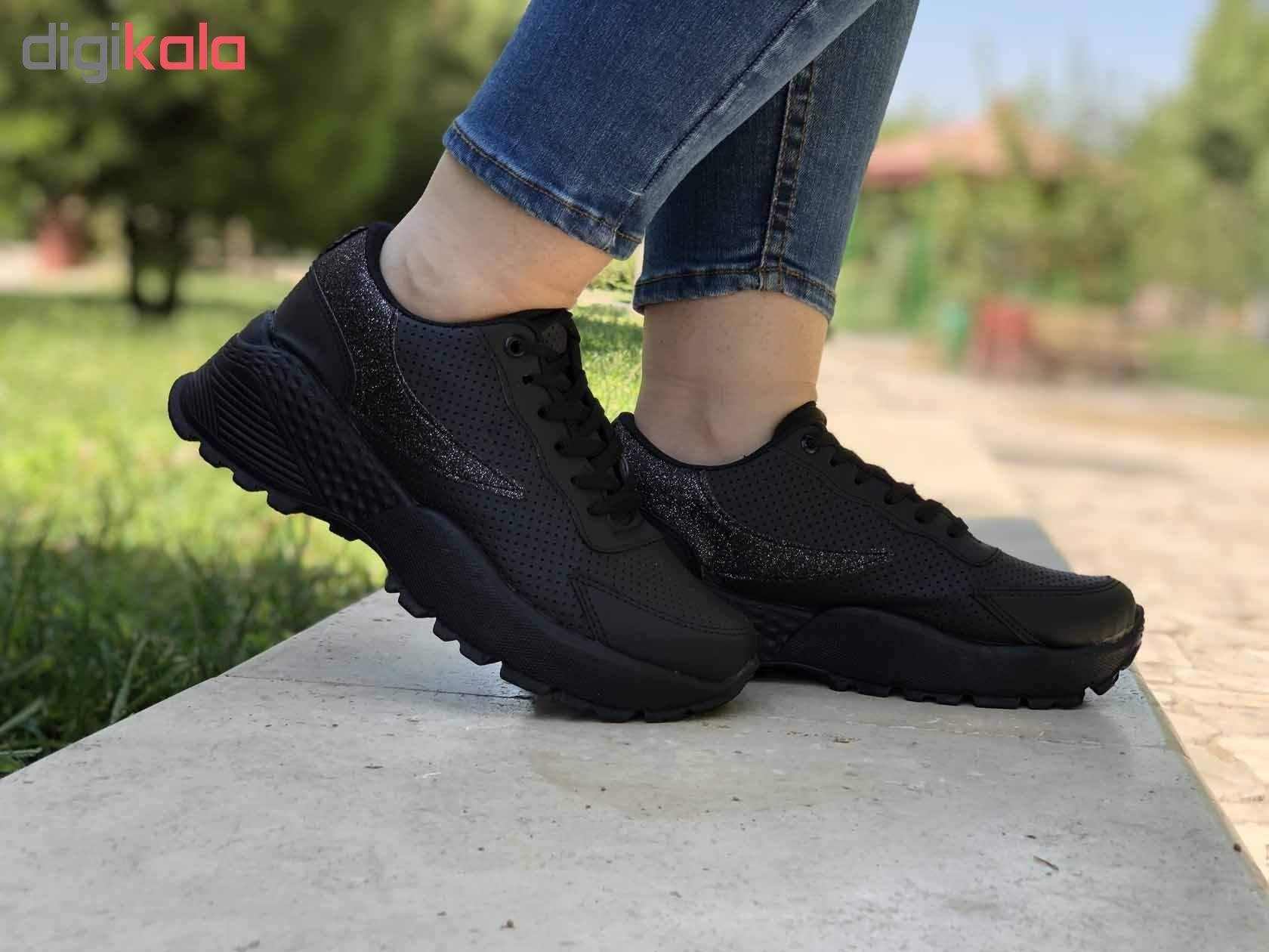 کفش مخصوص پیاده روی زنانه کد 9811  main 1 4
