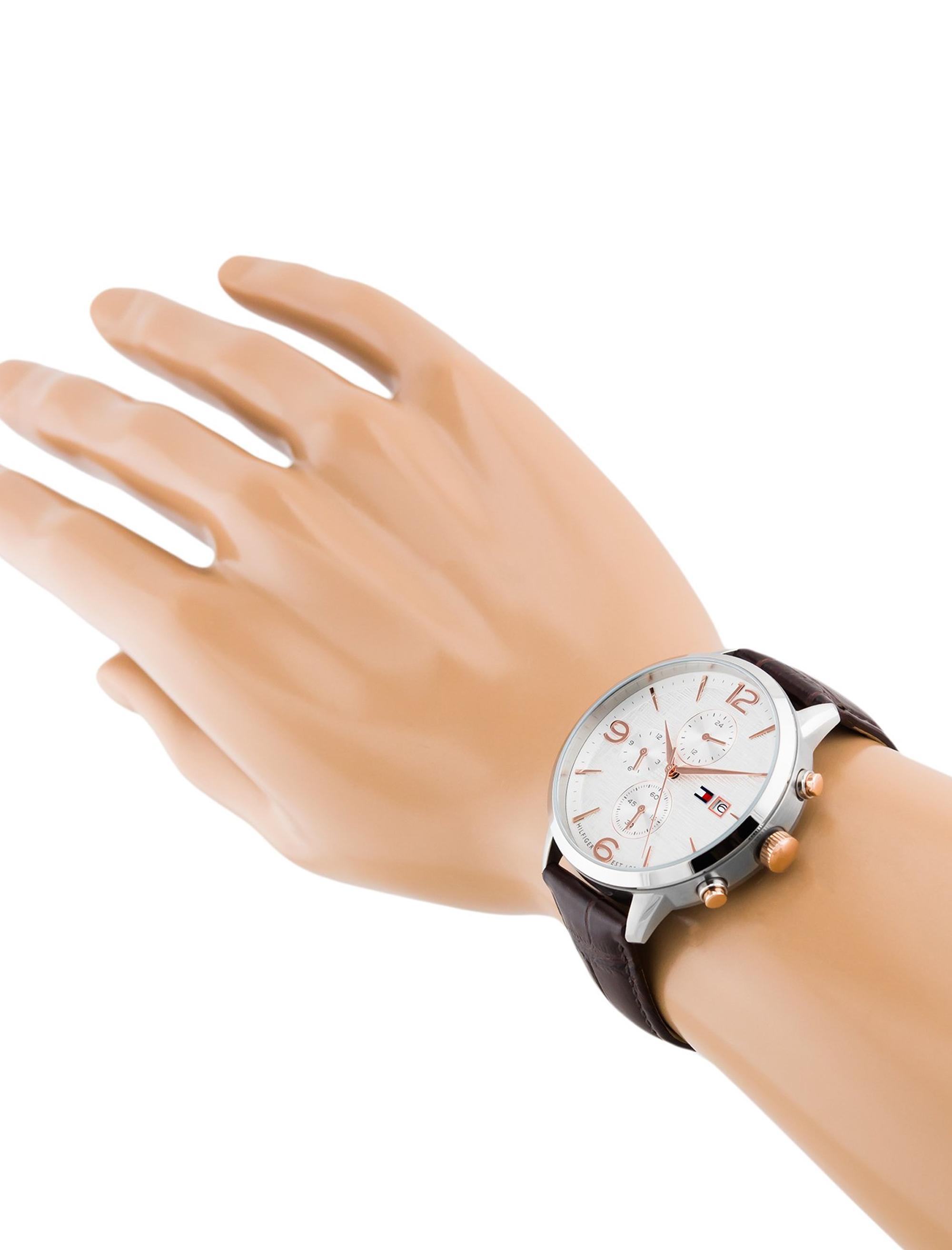 ساعت مچی عقربه ای مردانه تامی هیلفیگر مدل 1710360