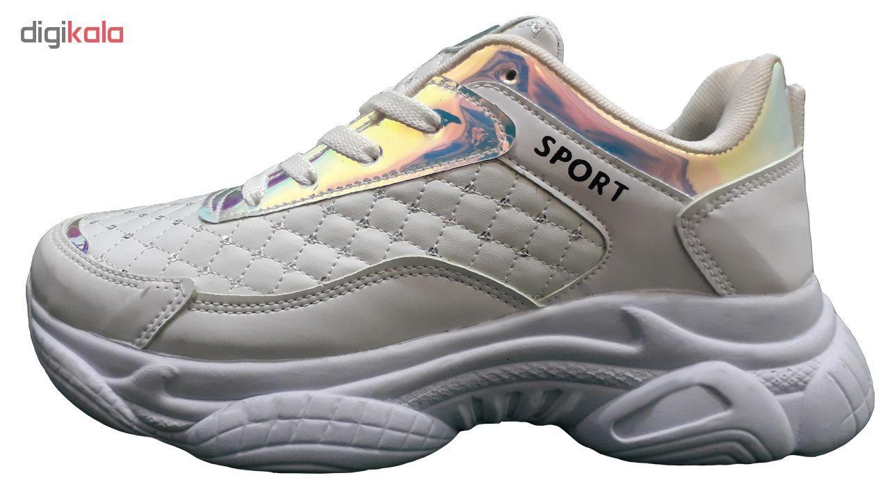 کفش مخصوص پیاده روی زنانه کد 201 main 1 2