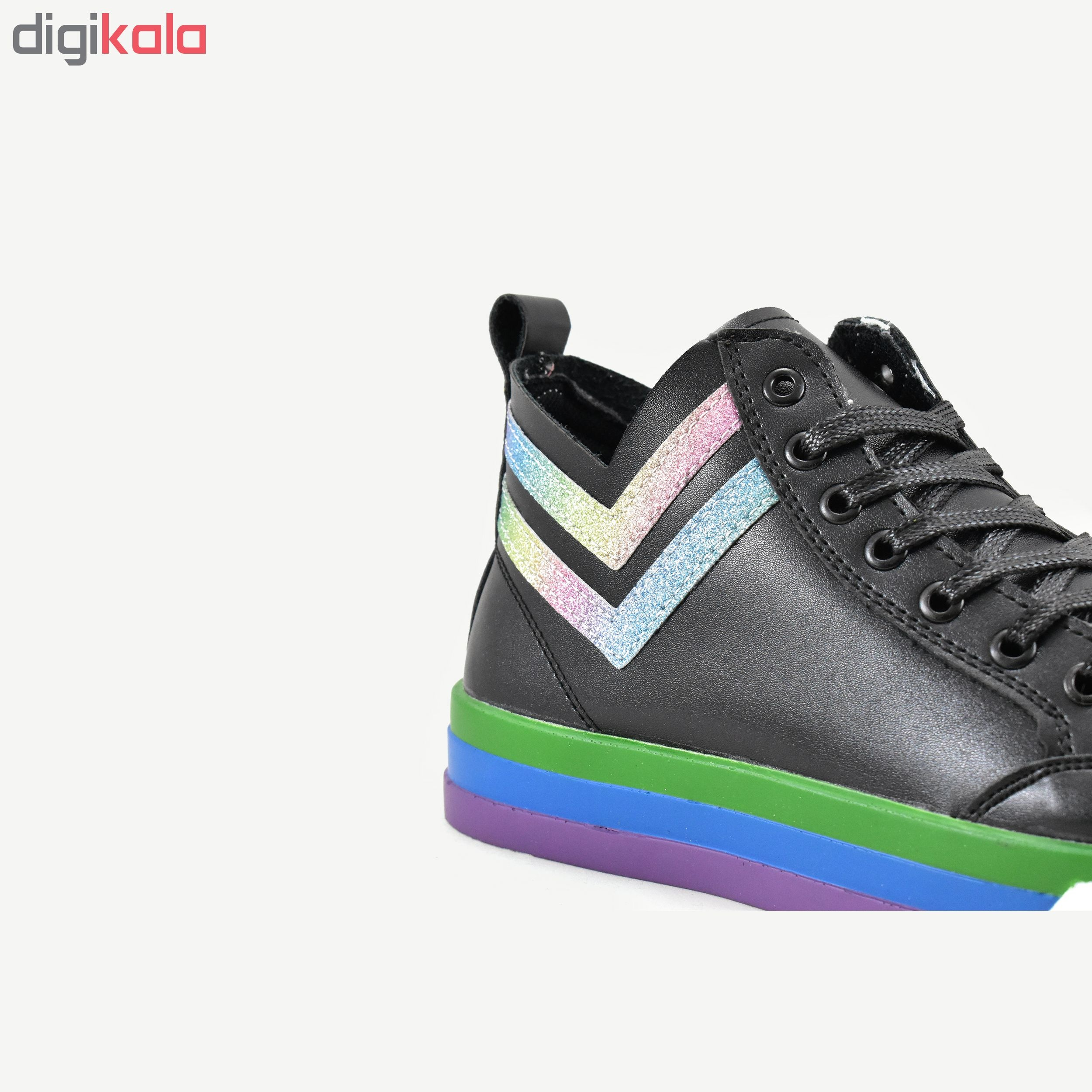 کفش مخصوص پیاده روی زنانه مدل هامون کد 4688