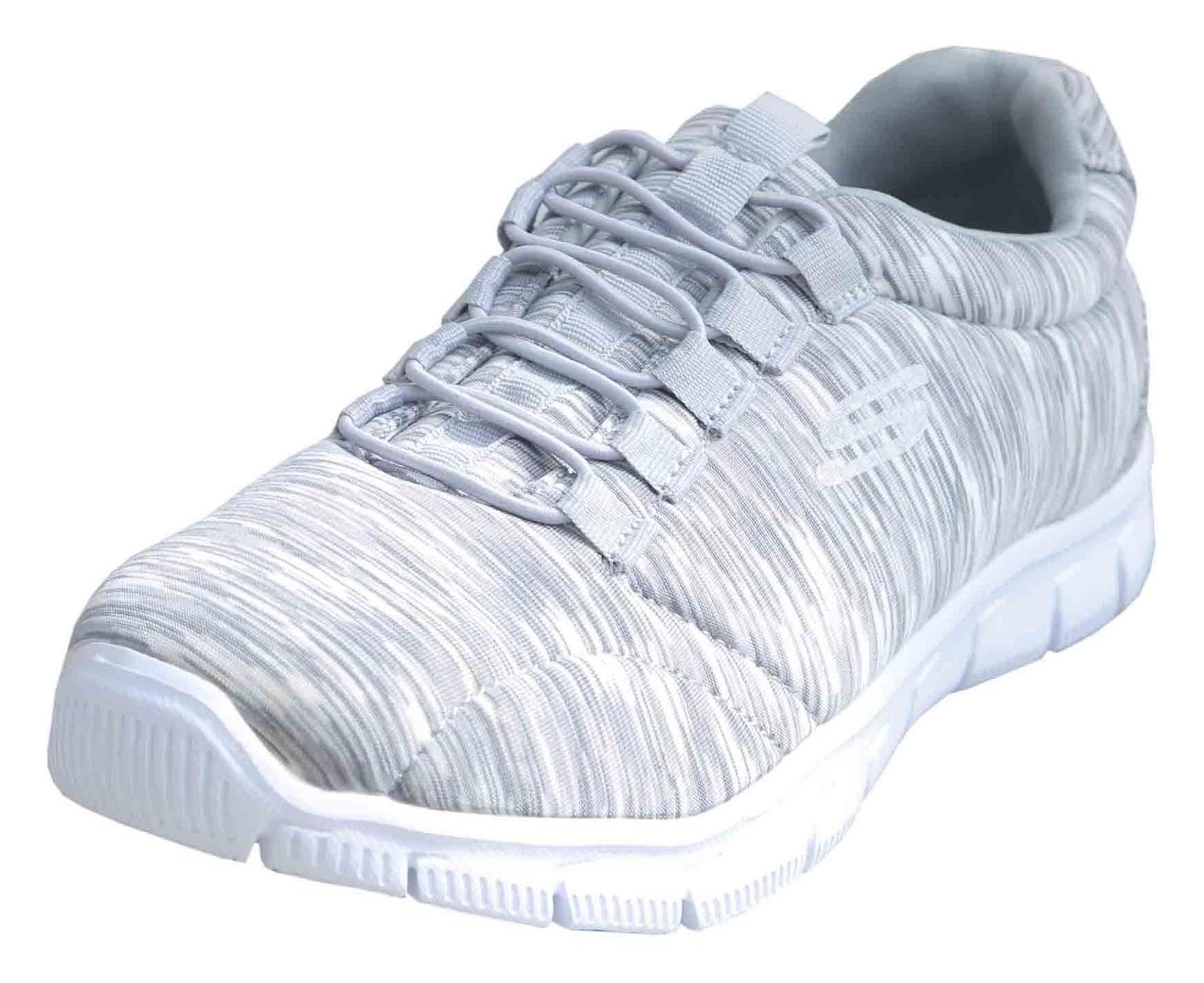 کفش مخصوص پیاده روی زنانه کد LT-GREY