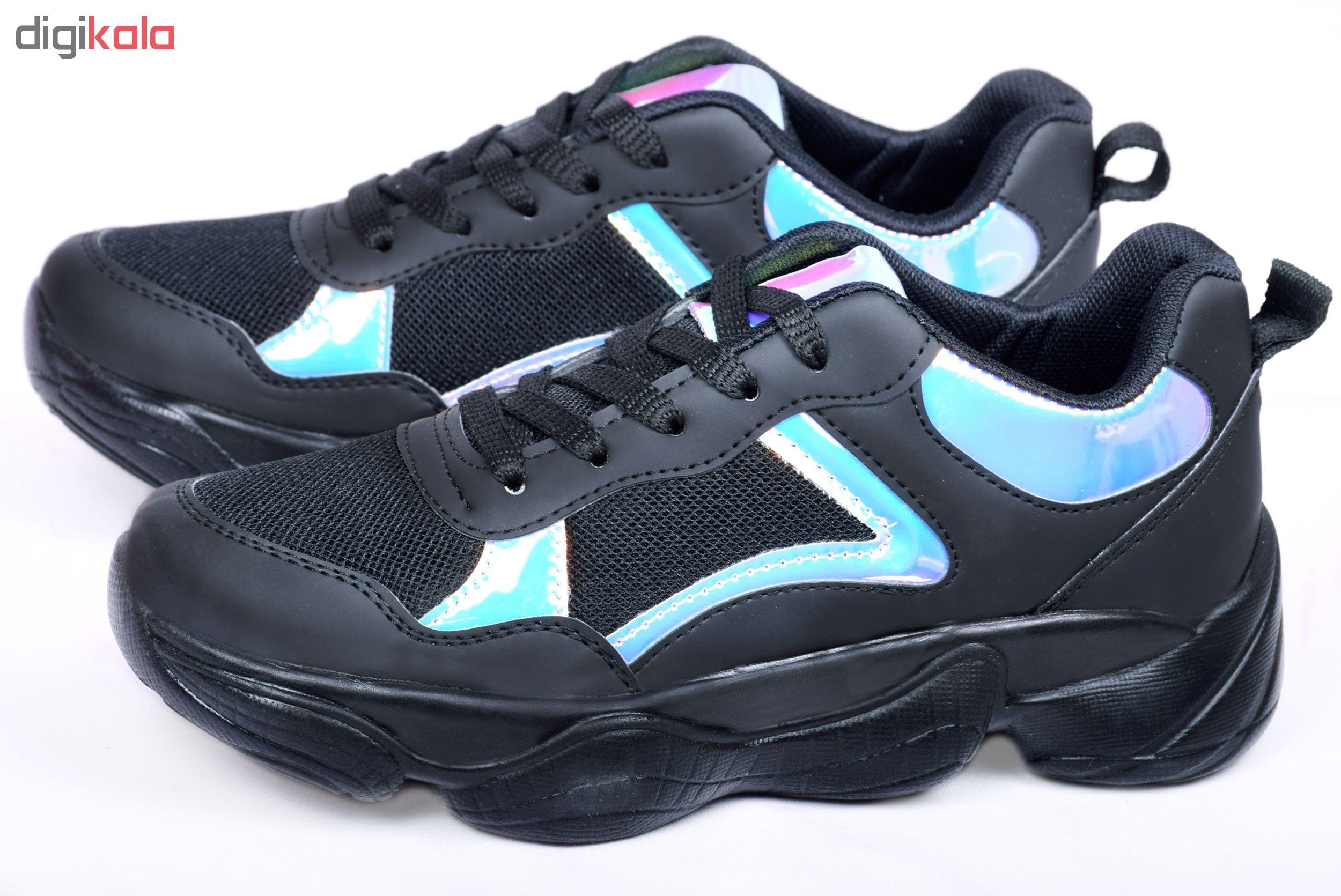 کفش مخصوص پیاده روی زنانه کد BK-2668