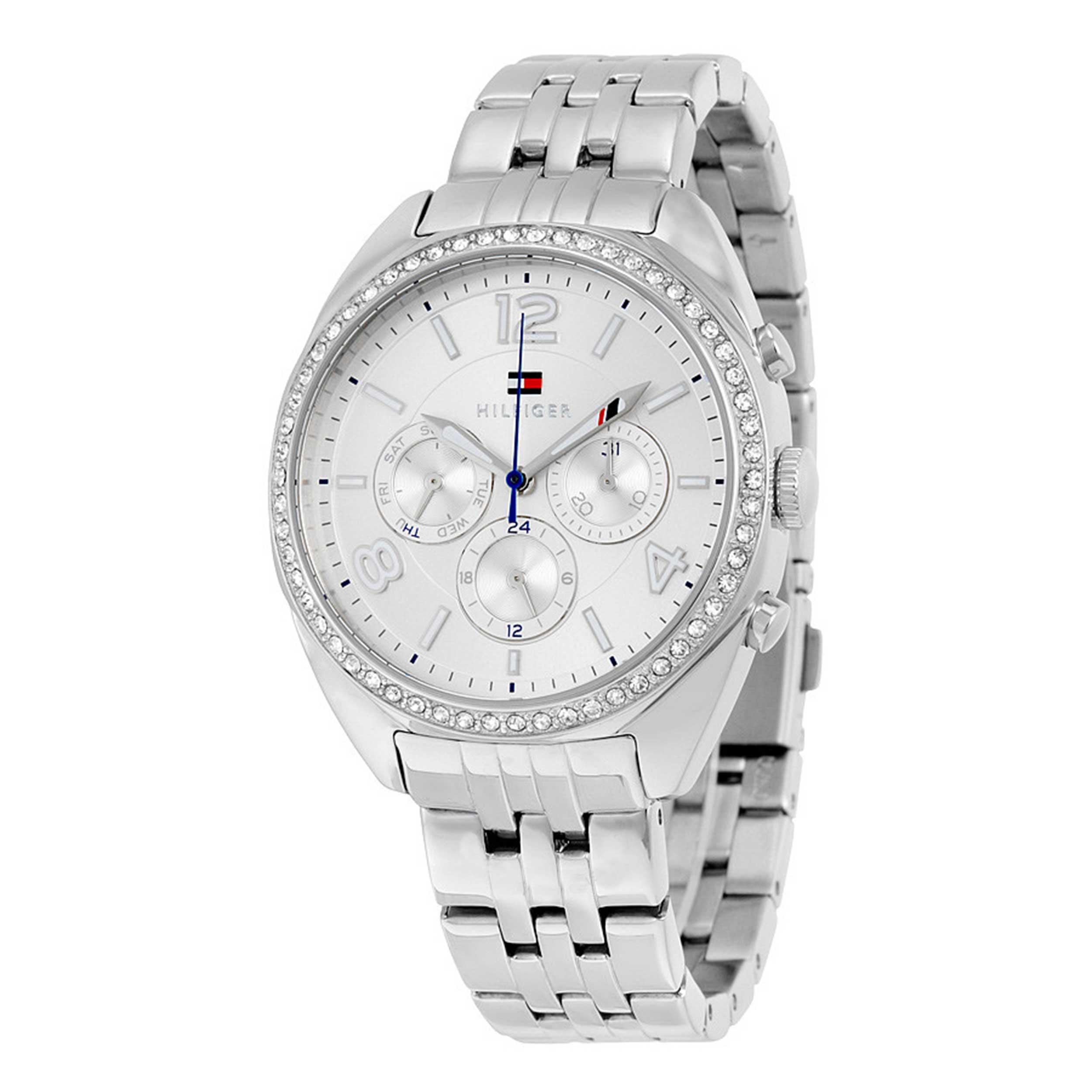 ساعت مچی عقربه ای زنانه تامی هیلفیگر مدل 1781571