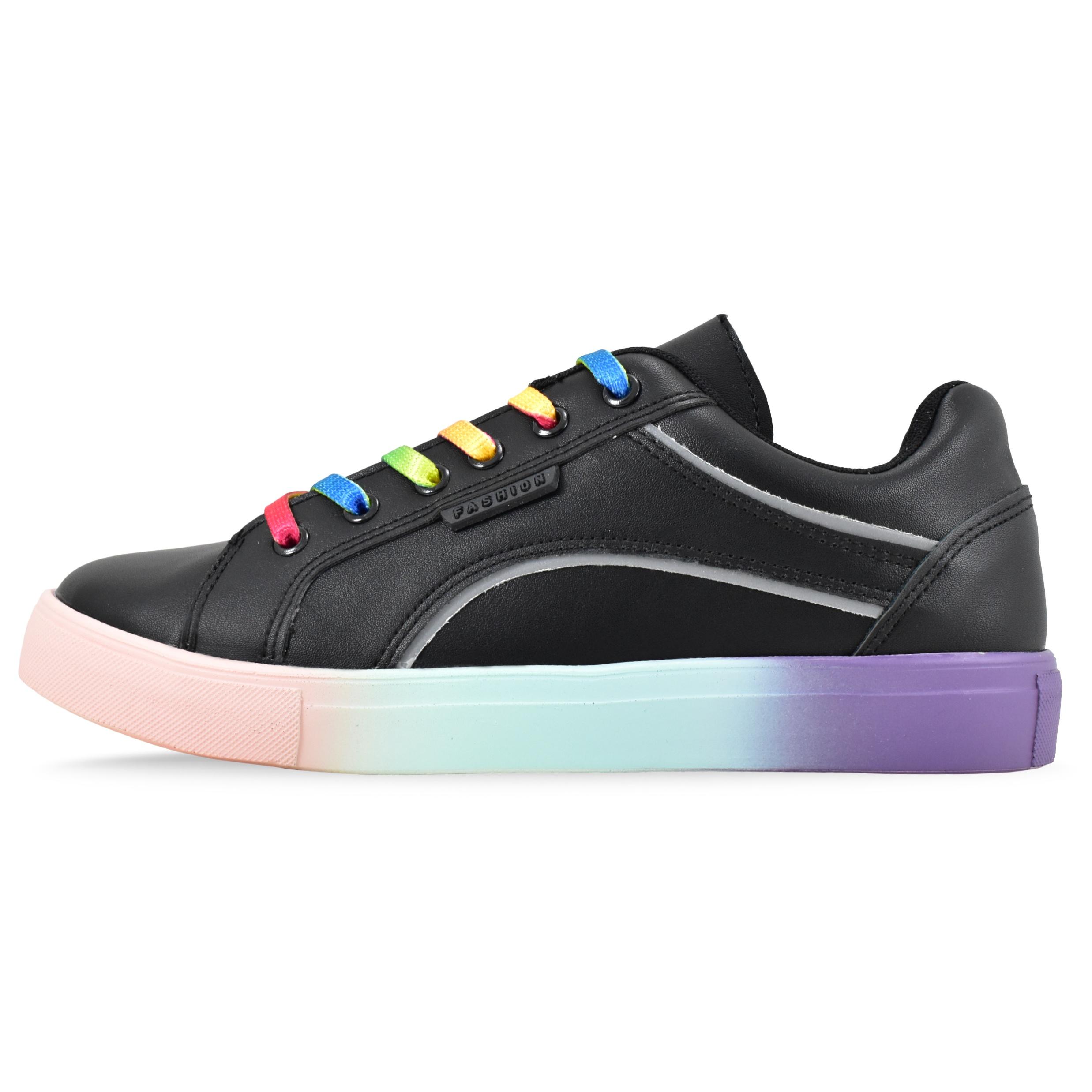 کفش مخصوص پیاده روی زنانه مدل هامون کد 4686
