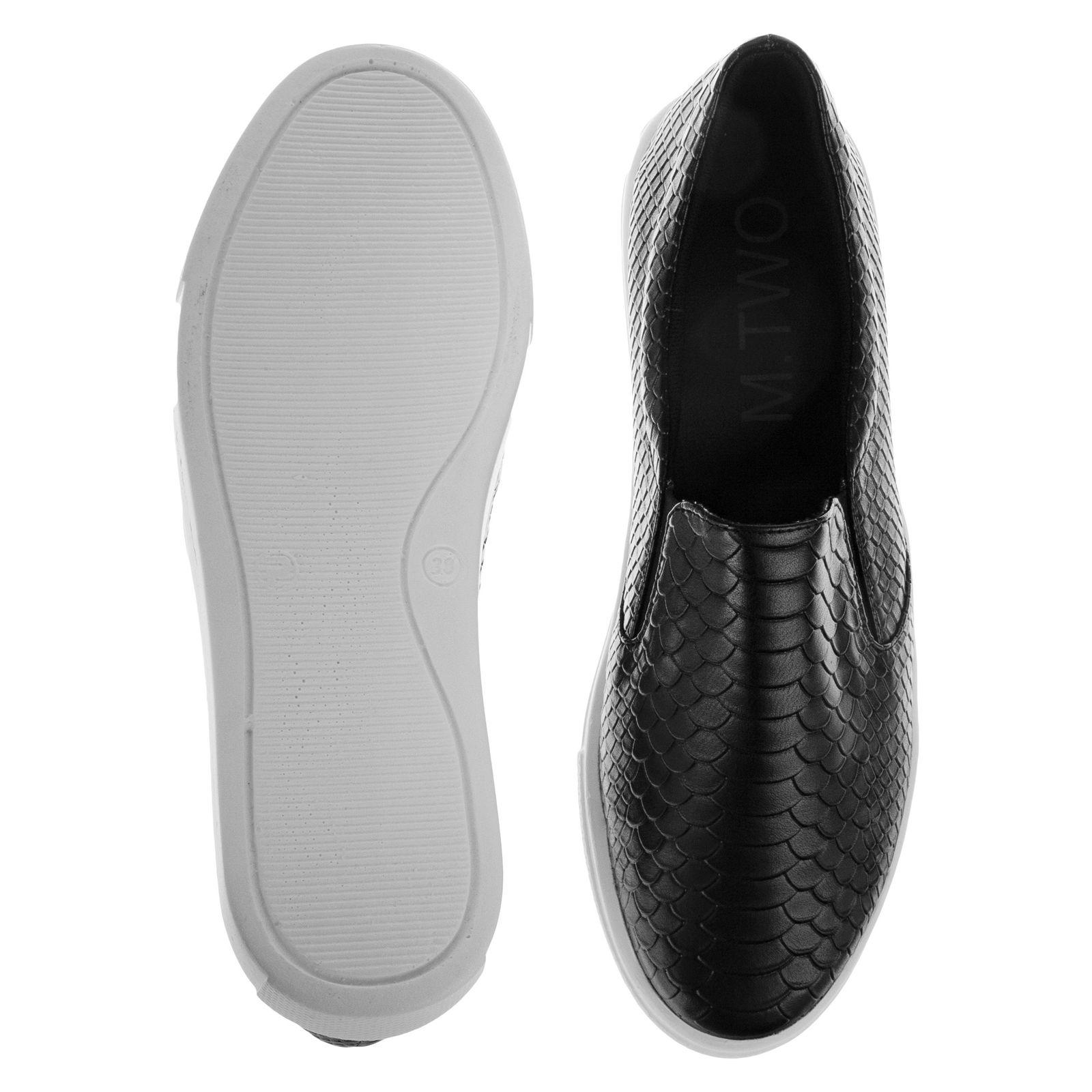 کفش تخت زنانه ام تو مدل 316-0001 -  - 2