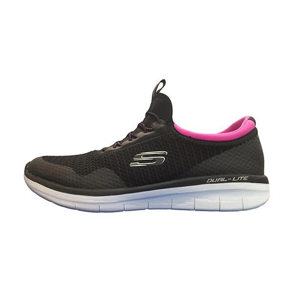 کفش راحتی زنانه اسکچرز کد 12386 BKPK