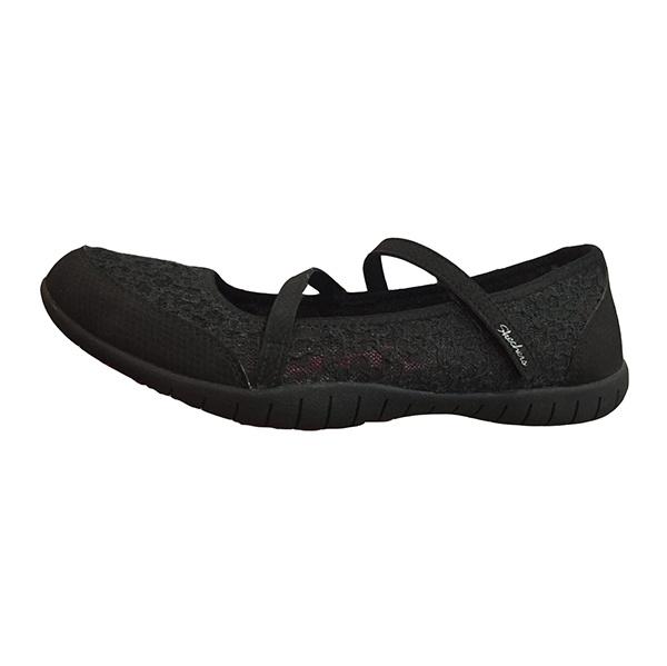 کفش راحتی زنانه اسکچرز مدل 23076 BL
