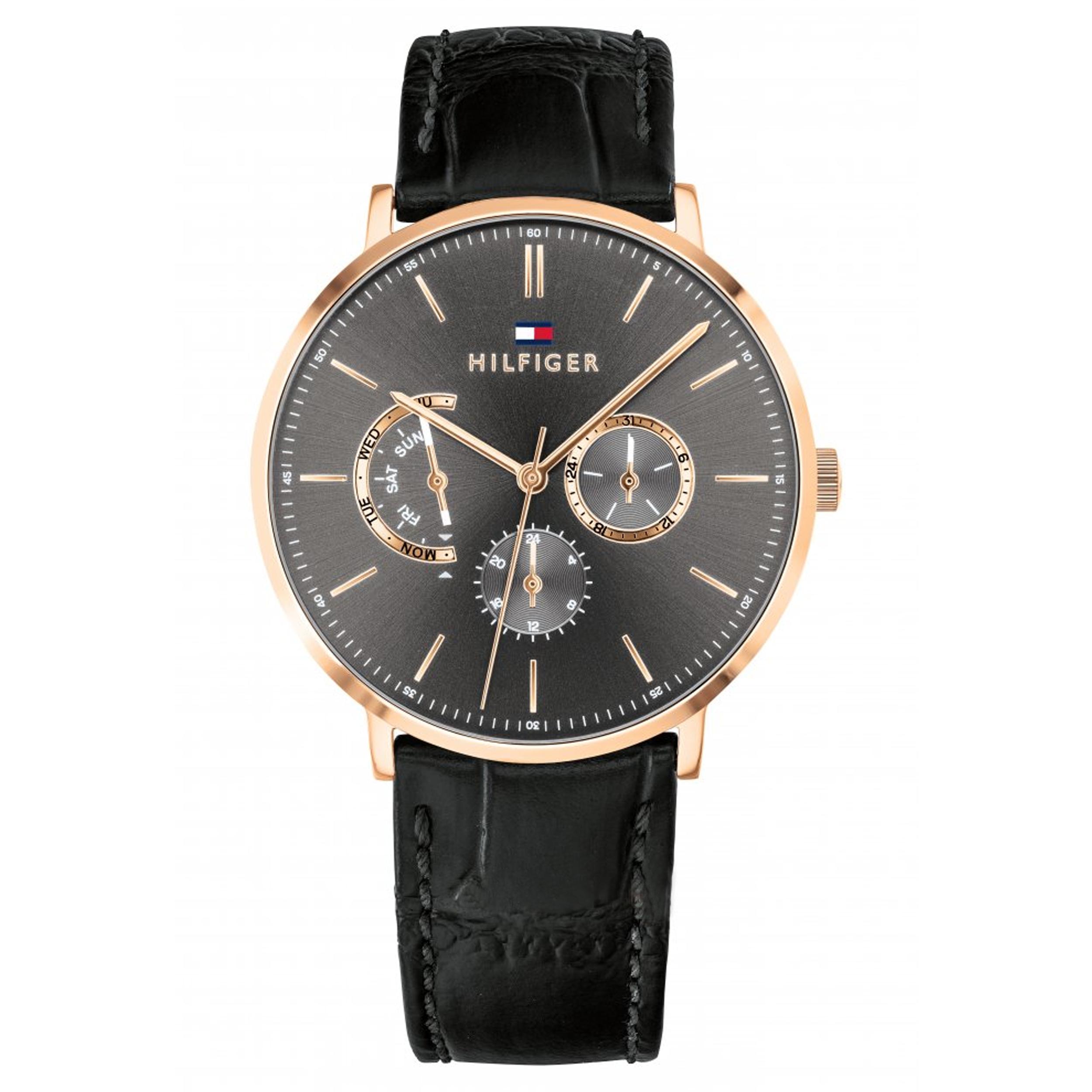 کد تخفیف                                      ساعت مچی عقربه ای مردانه تامی هیلفیگر مدل 1710377