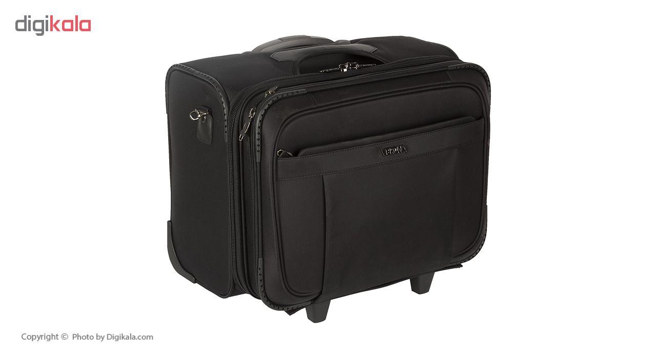 چمدان خلبانی ورونا کد BA101
