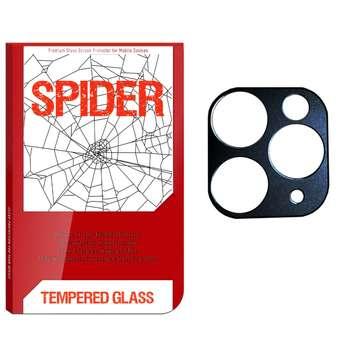 محافظ لنز دوربین اسپایدر مدل FLZ-017 مناسب برای گوشی موبایل اپل iPhone 11 Pro Max