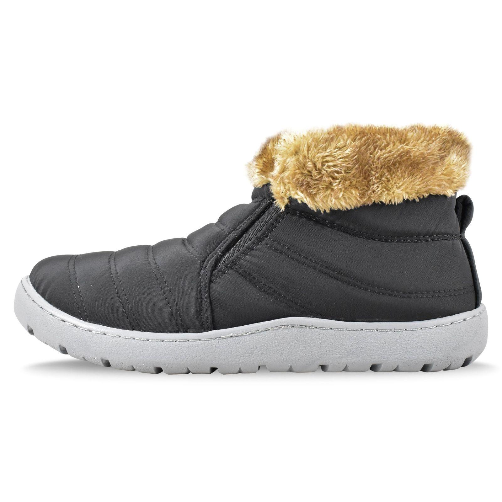 کفش مخصوص پیاده روی زنانه چرم تام کد 4741 main 1 1