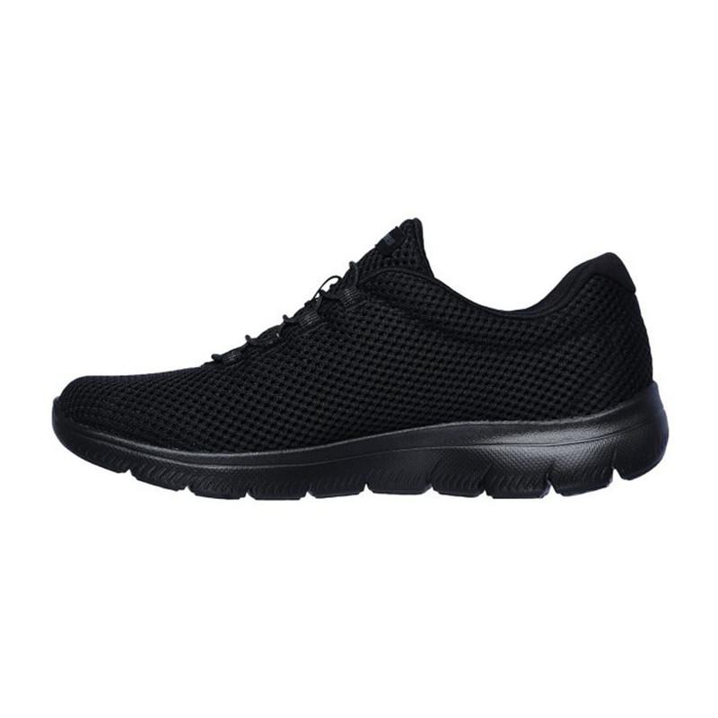 کفش مخصوص پیاده روی زنانه اسکچرز مدل MIRACLE 12985 BBK