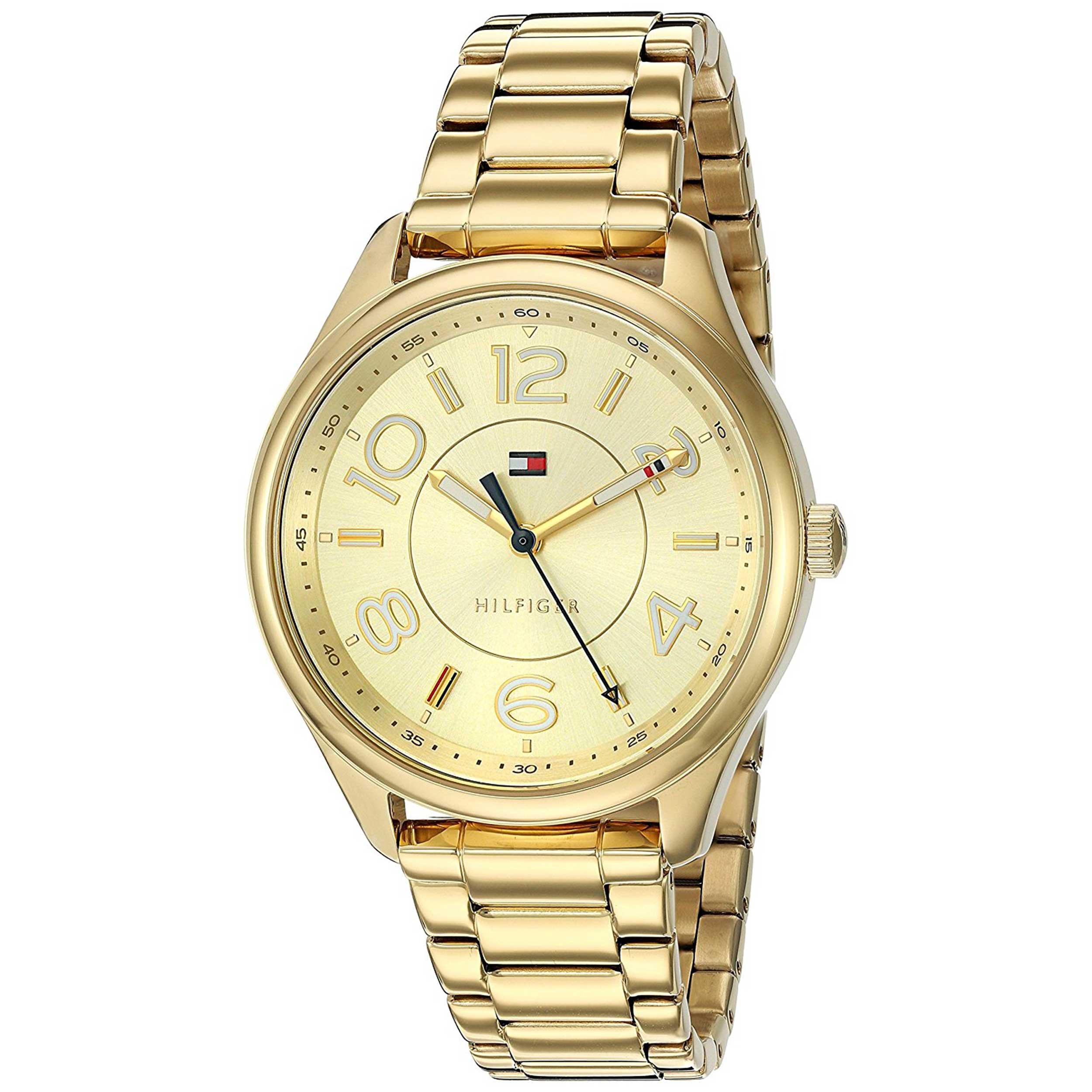 ساعت مچی عقربه ای زنانه تامی هیلفیگر مدل 1781673