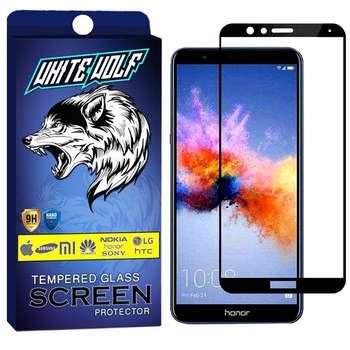 محافظ صفحه نمایش وایت ولف مدل WGF مناسب برای گوشی موبایل آنر 7X