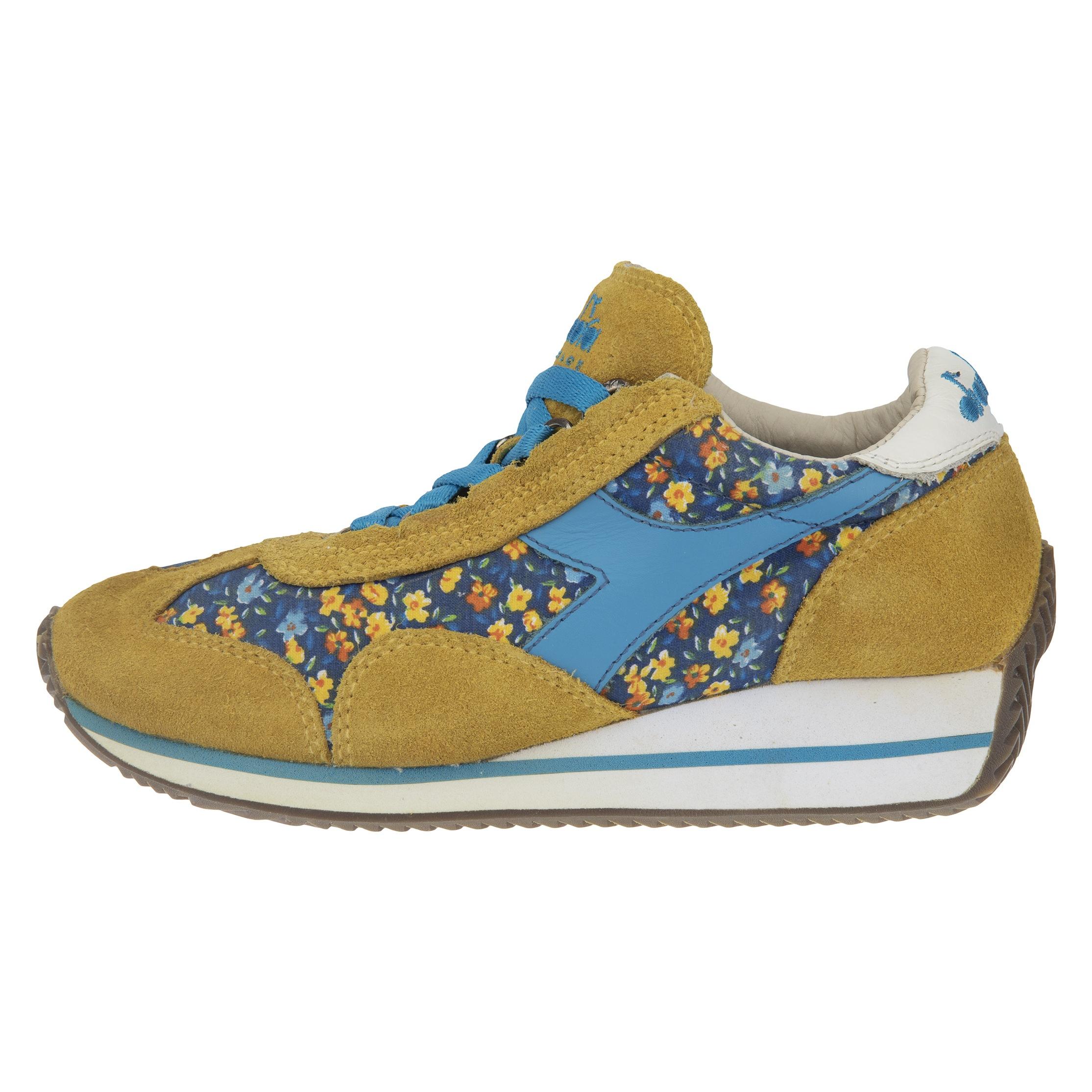 کفش مخصوص پیاده روی زنانه دیادورا کد Equipe W Floral HH 161311-5332