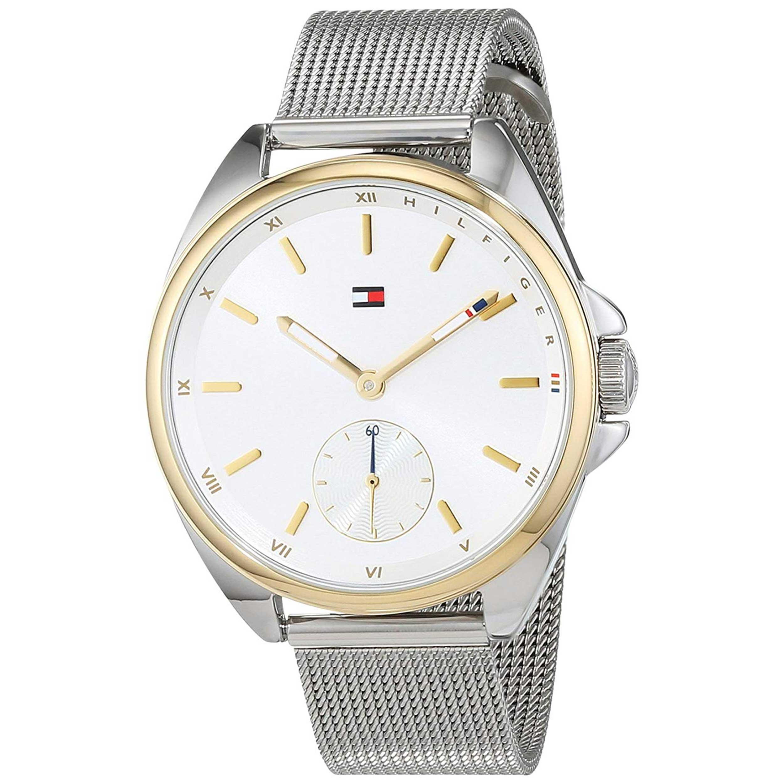 ساعت مچی عقربه ای زنانه تامی هیلفیگر مدل 1781759
