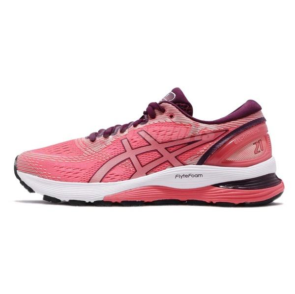 کفش مخصوص پیاده روی زنانه اسیکس مدل GEL-Nimbus 21-1013A