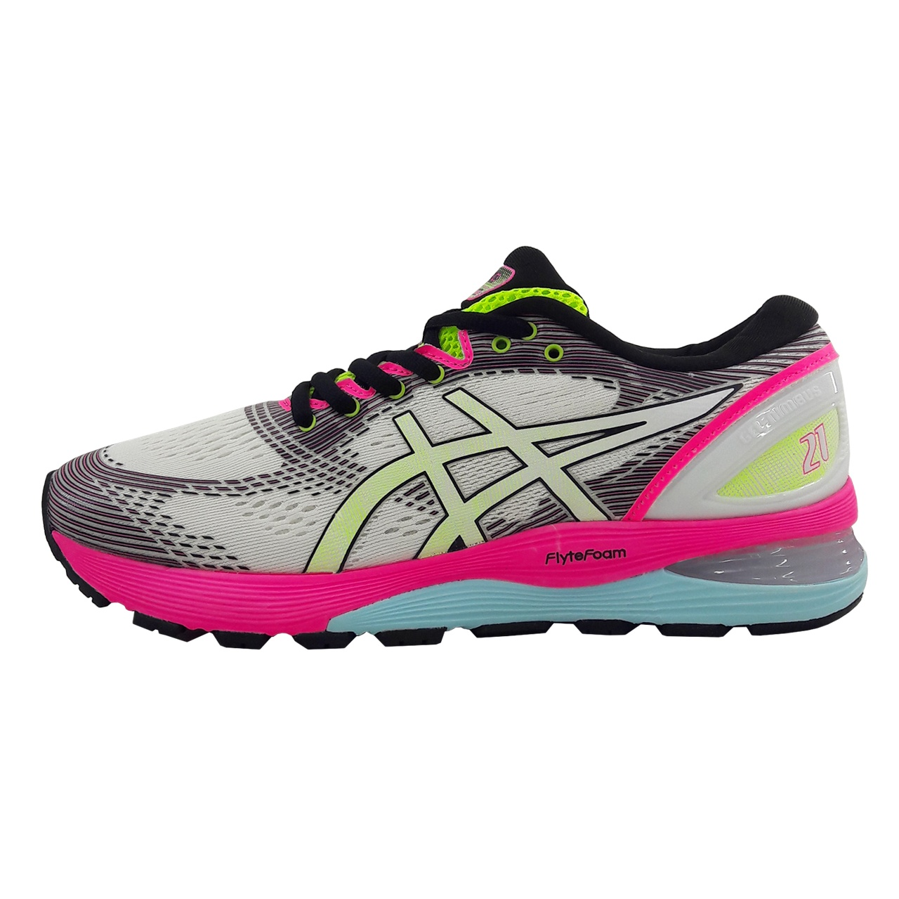 کفش مخصوص دویدن زنانه اسیکس مدل GEL-NIMBUS 21