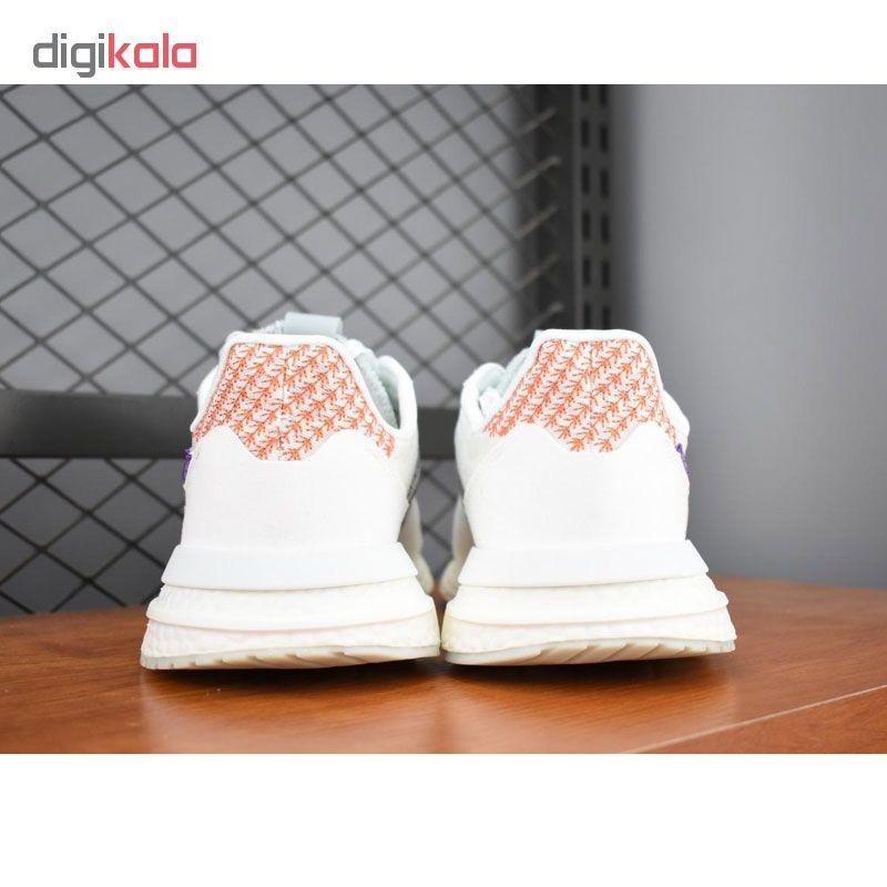 کفش مخصوص پیاده روی زنانه آدیداس مدل Zx 500 RM کد 990544