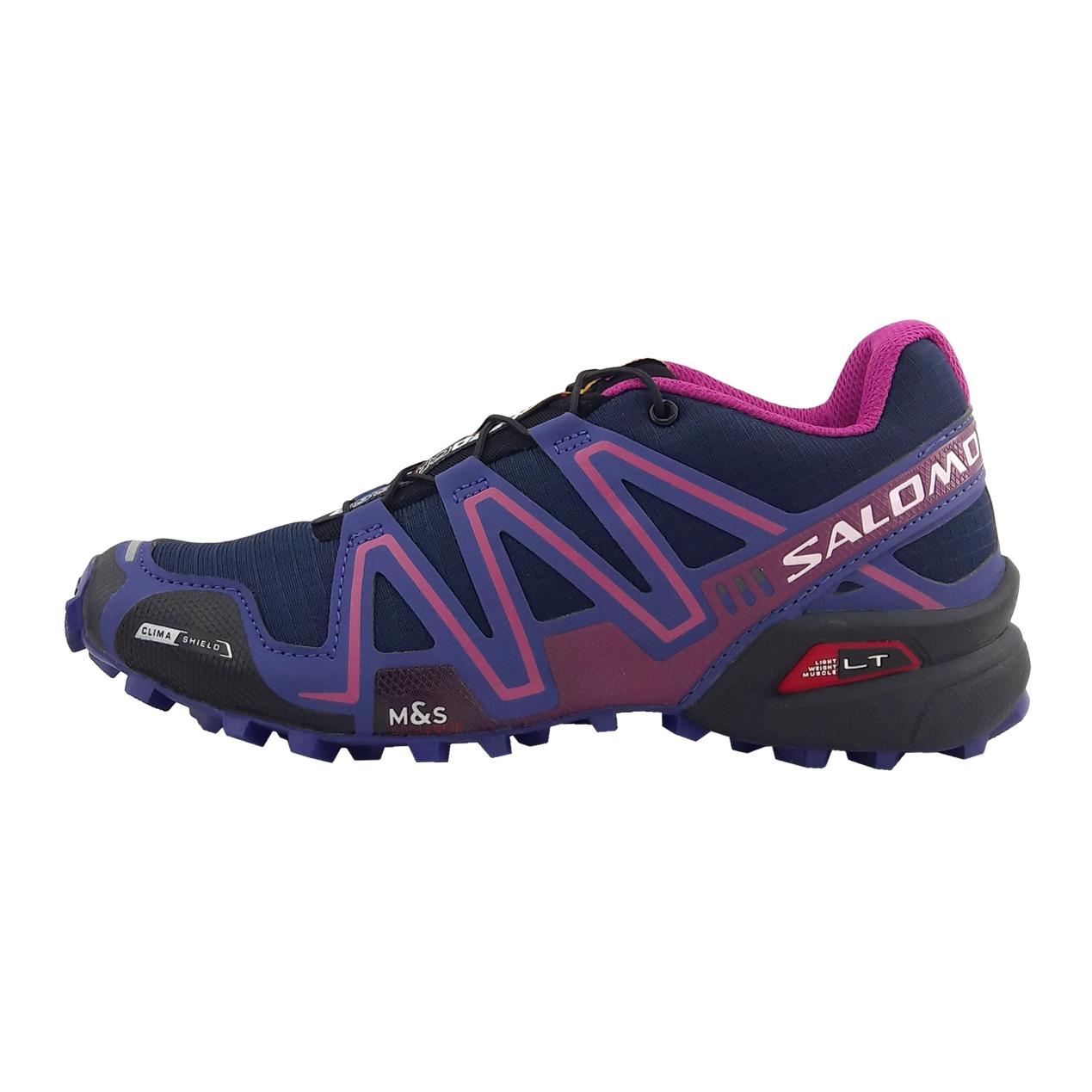 کفش مخصوص پیاده روی زنانه سالومون مدل Speedcross 3