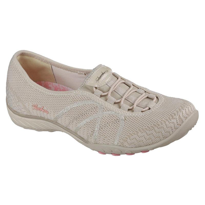 کفش مخصوص پیاده روی زنانه اسکچرز مدل MIRACLE 23045NAT