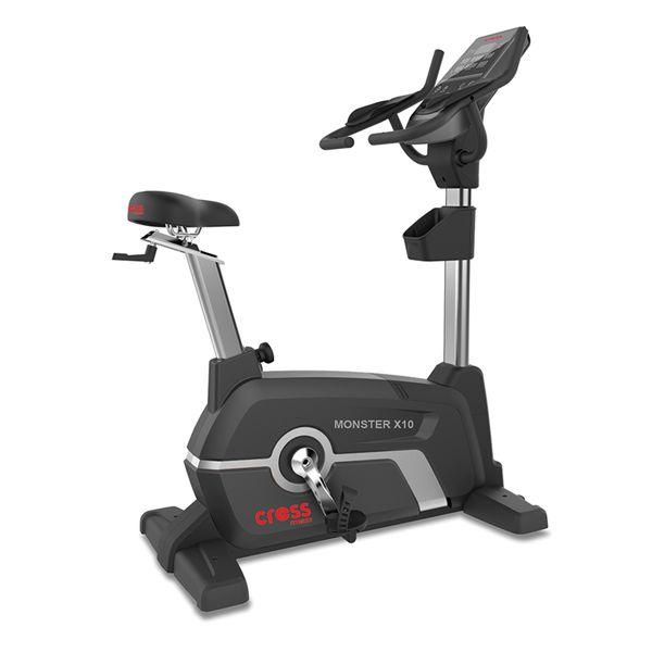 دوچرخه ثابت کراس فیتنس مدل Monster X10