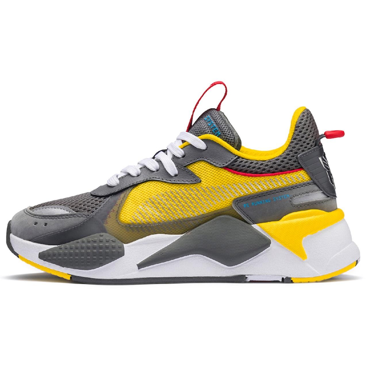 کفش مخصوص دویدن زنانه پوما مدل RS-X  کد M990XG4