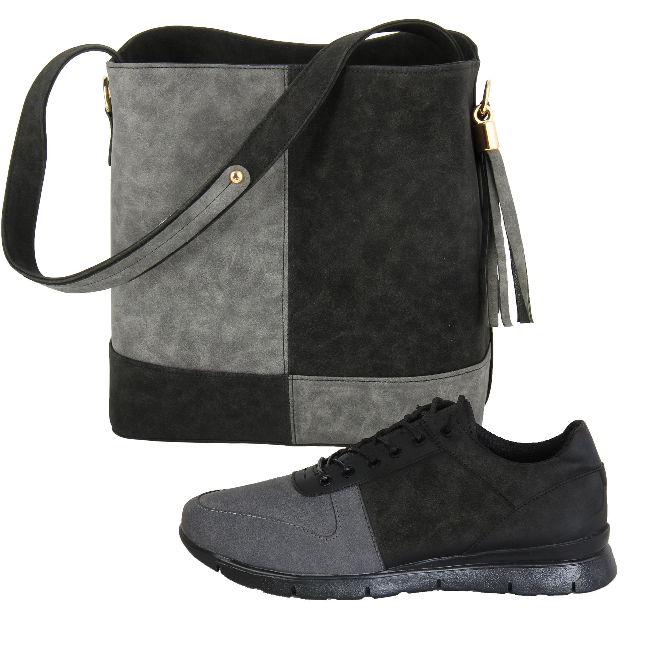 ست کیف و کفش زنانه کد 135